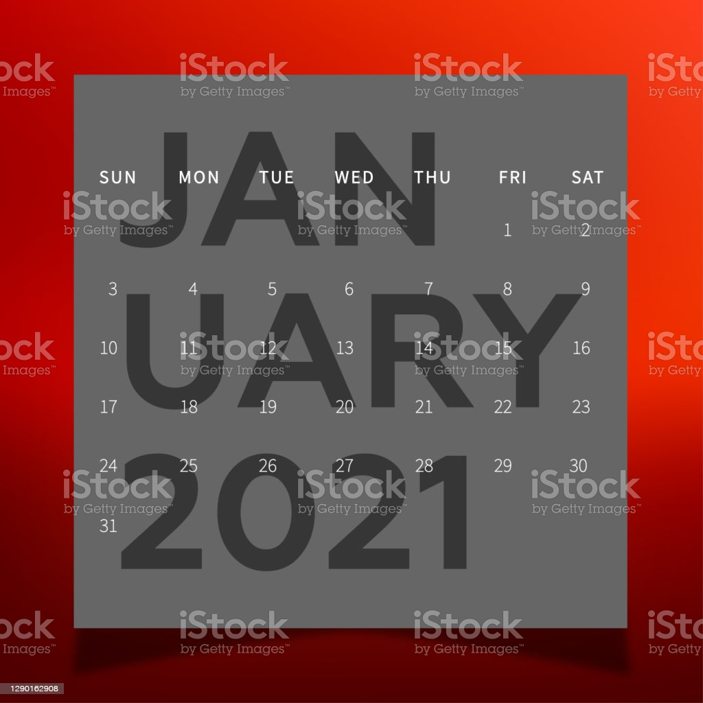 2021 calendar january month wall calendar for 2021 year planner diary in a gm