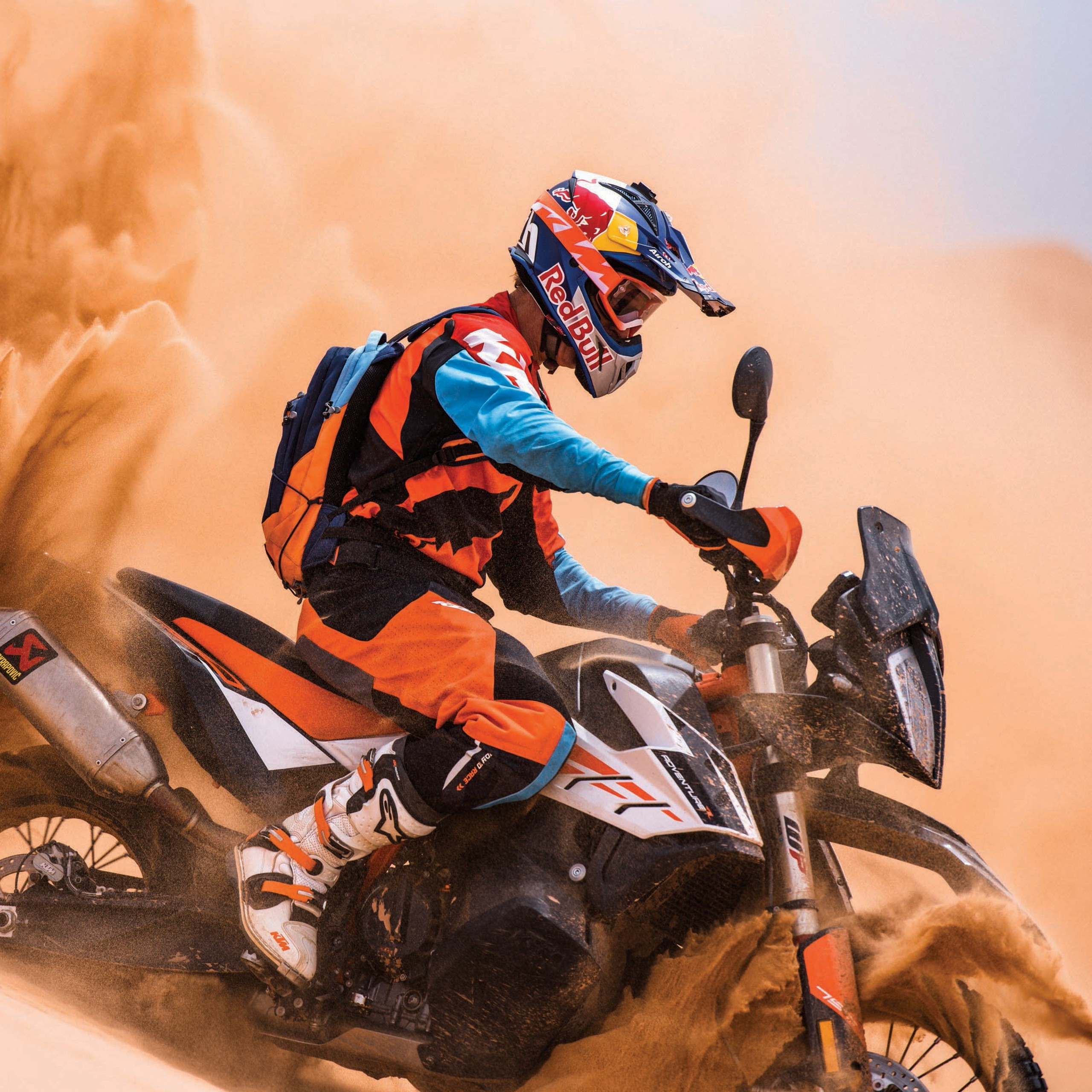 2019 ktm 790 adventure r 4k wallpapers