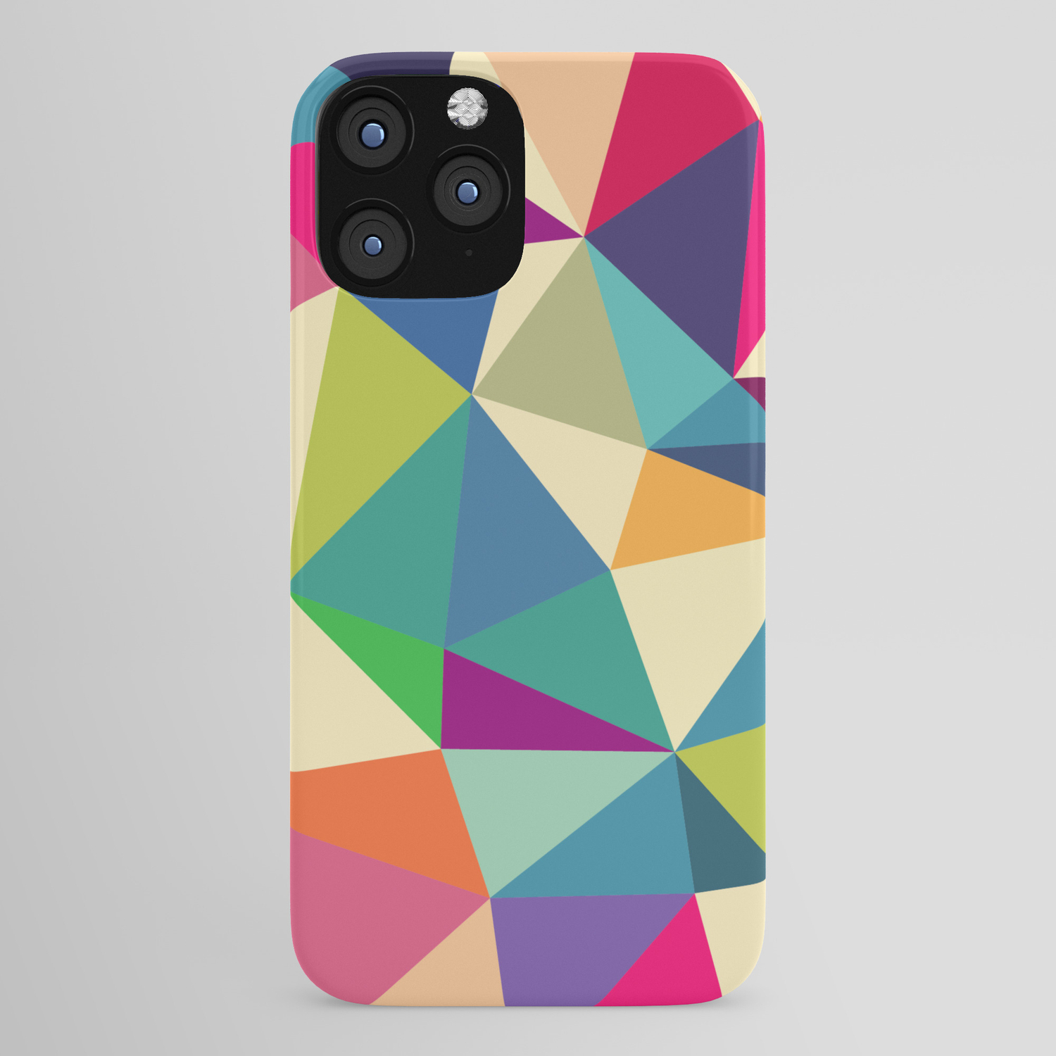 abstract geometric backgrounds iphone case