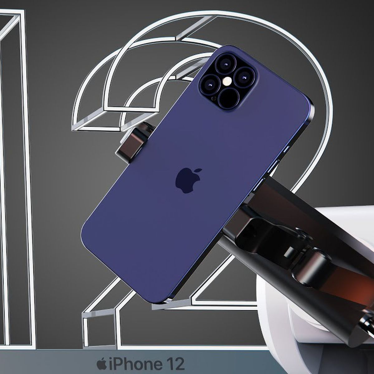 iphone 12 120hz promotion 3x camera face id