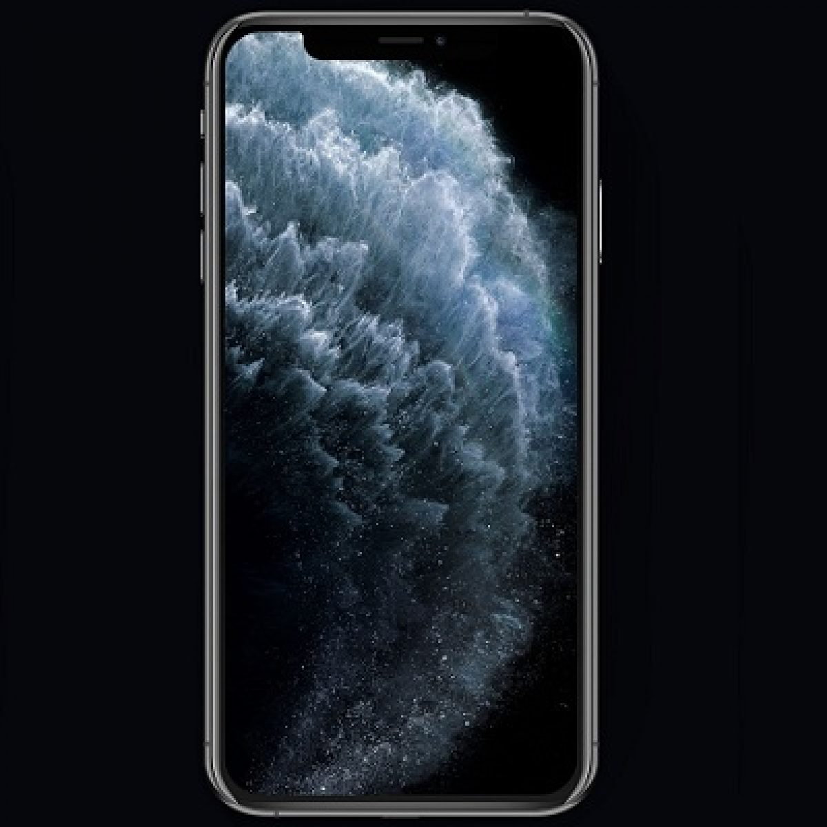 the iphone 11 and iphone 11 pro stock wallpapers
