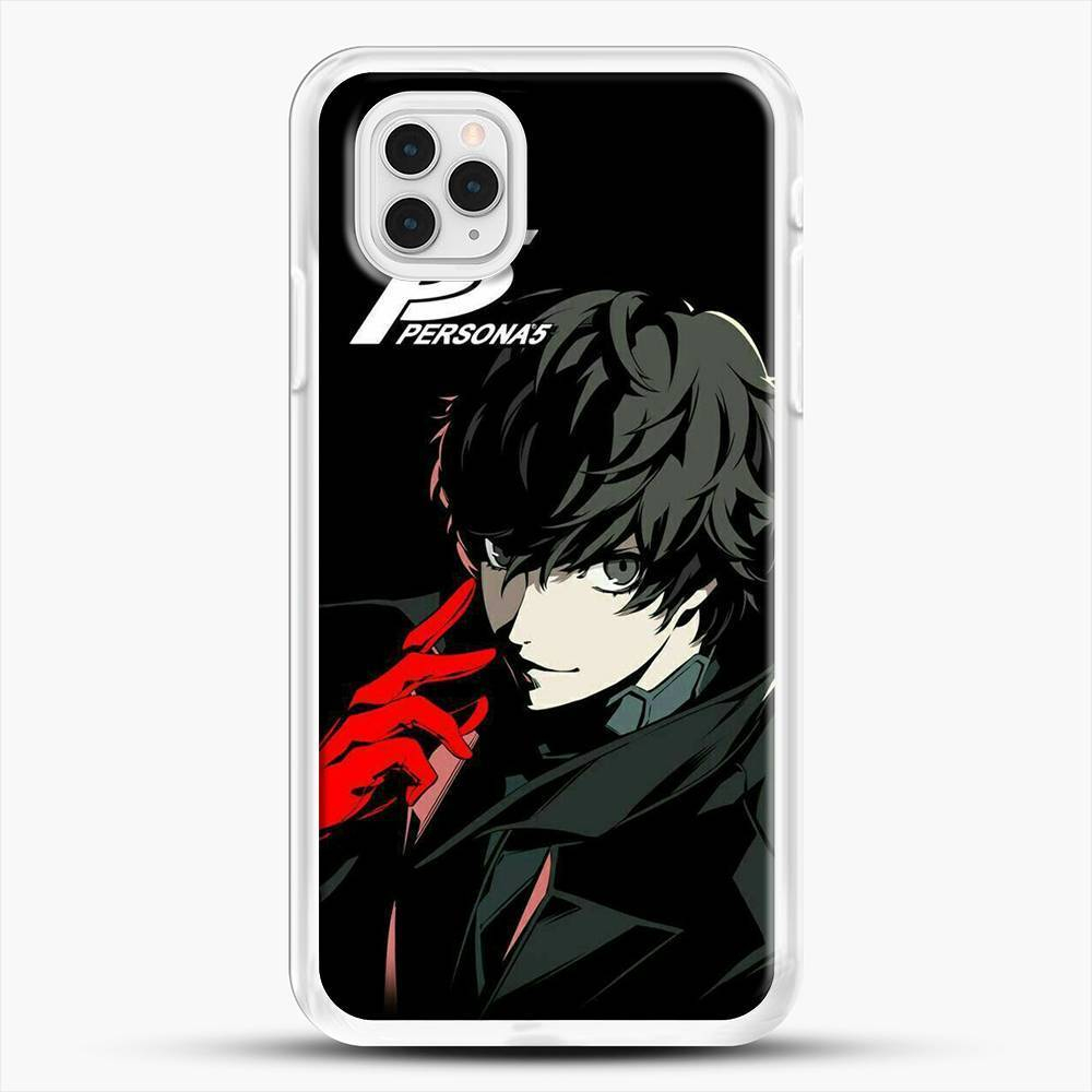 persona 5 joker red hand iphone 11 pro case
