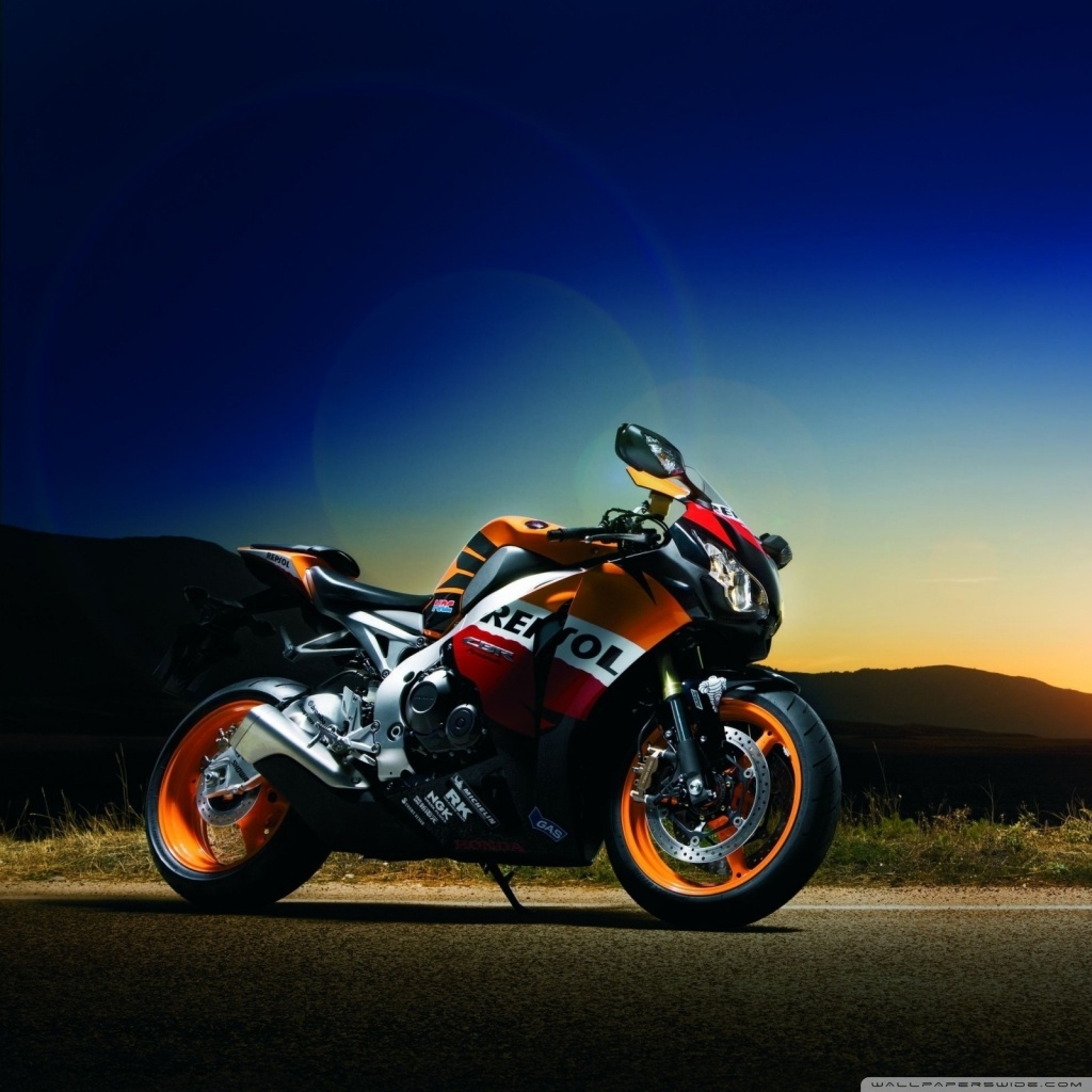 honda cbr motorcycle wallpapers