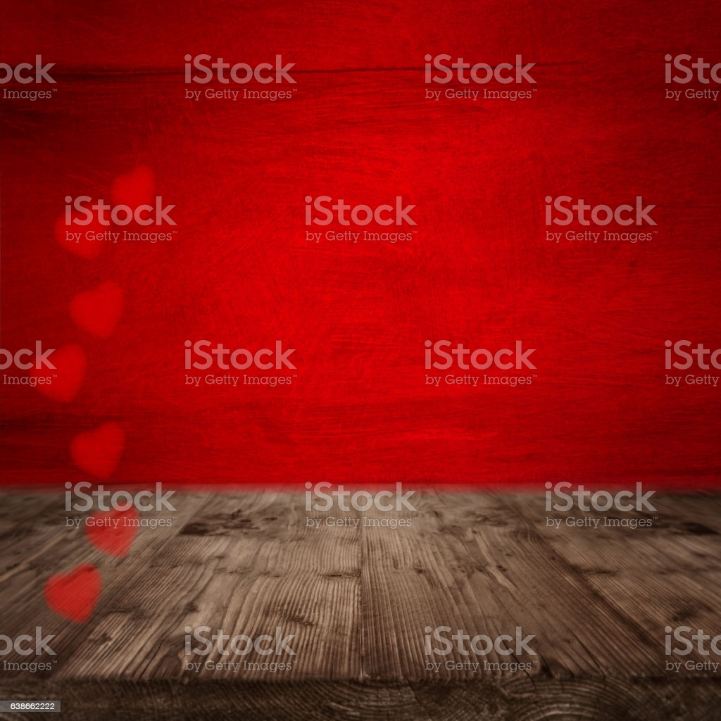 rustic background for valentines day gm