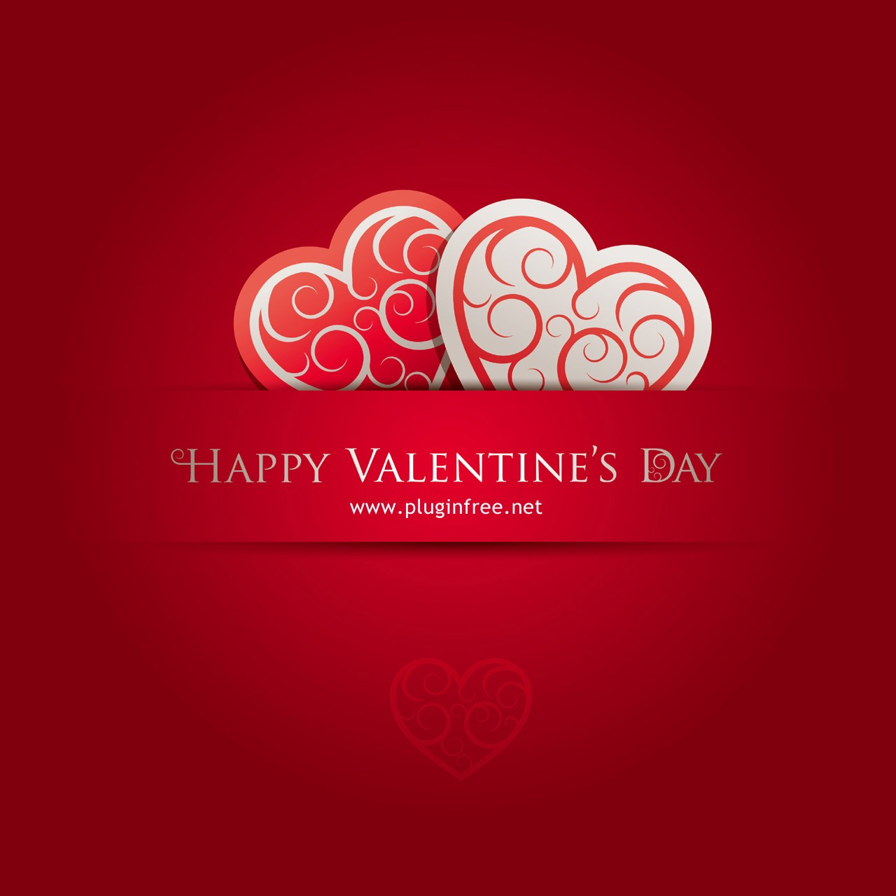 Happy Valentines Day Greeting Card Picture