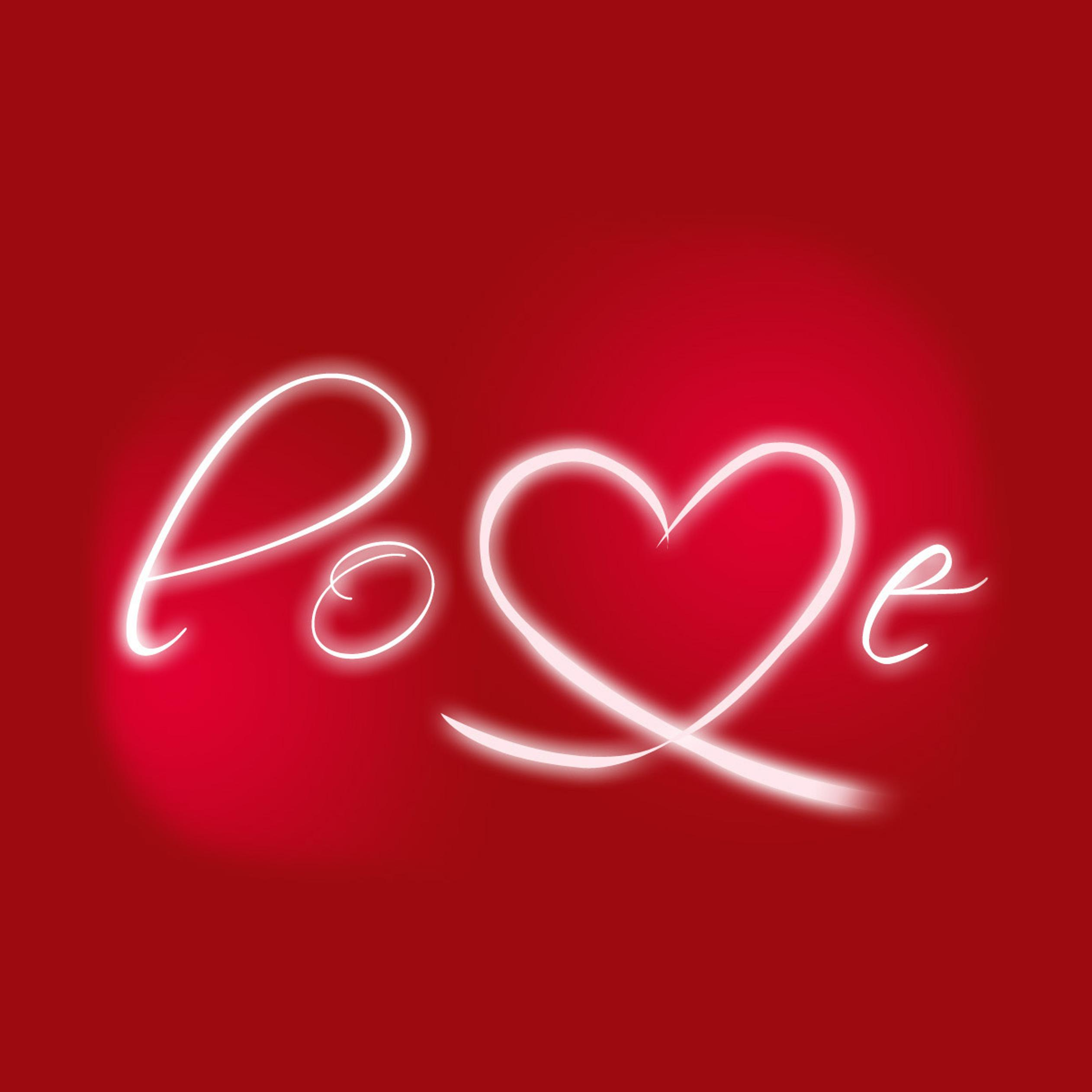 red love wallpaper hd happy valentines day 2524x2524