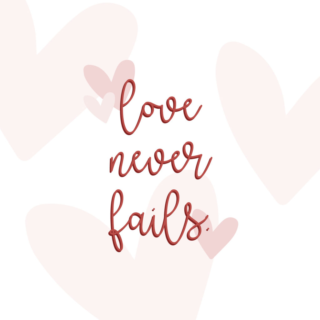 free quote phone background her love never fails 2 1024x1024