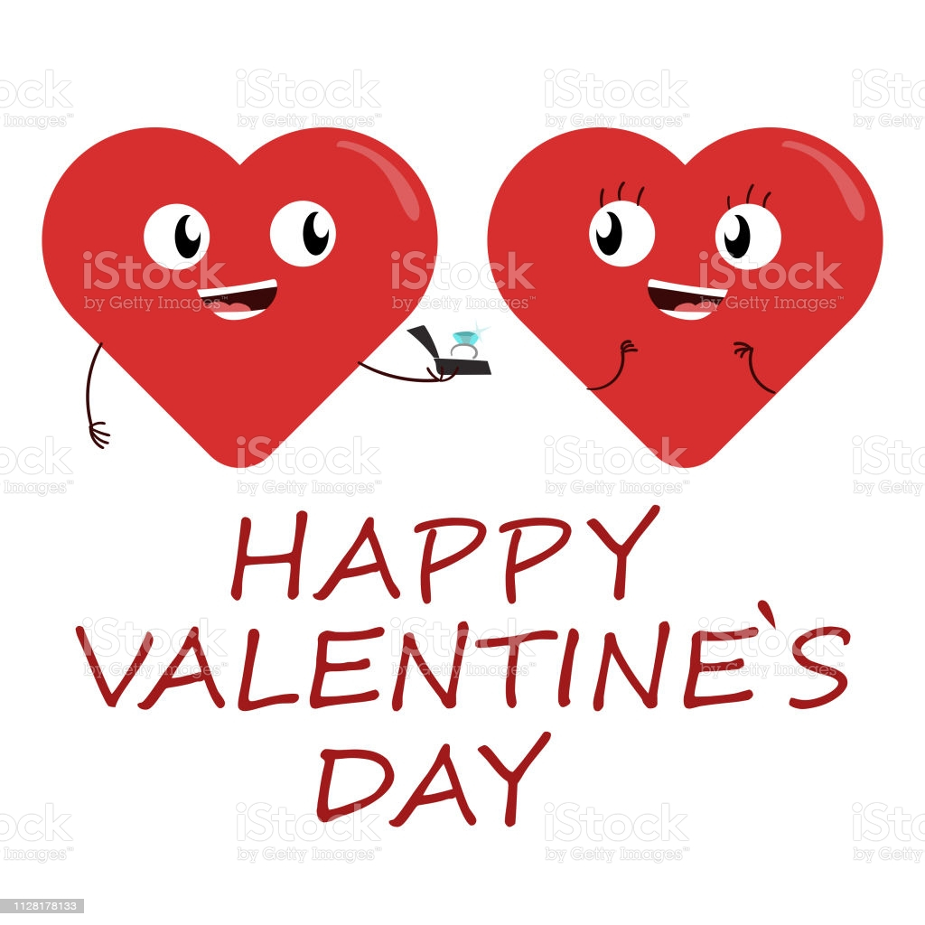 fun cheap heart figures background wallpaper valentines day concept gm