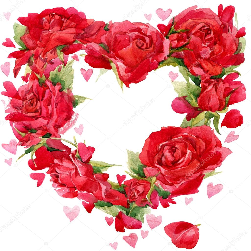 depositphotos stock photo valentines day red heart of