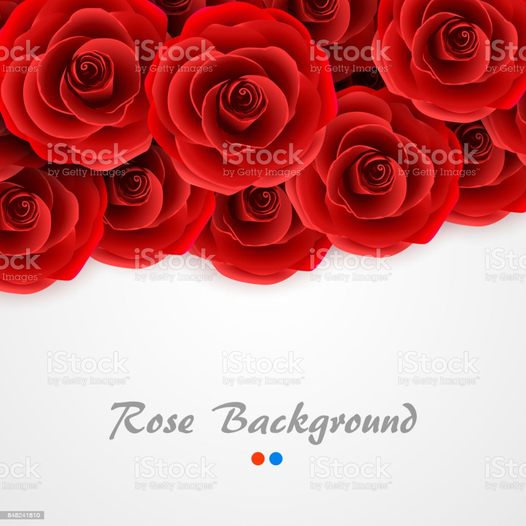 red roses background rose cover for wedding invitation postcard greeting card or gm