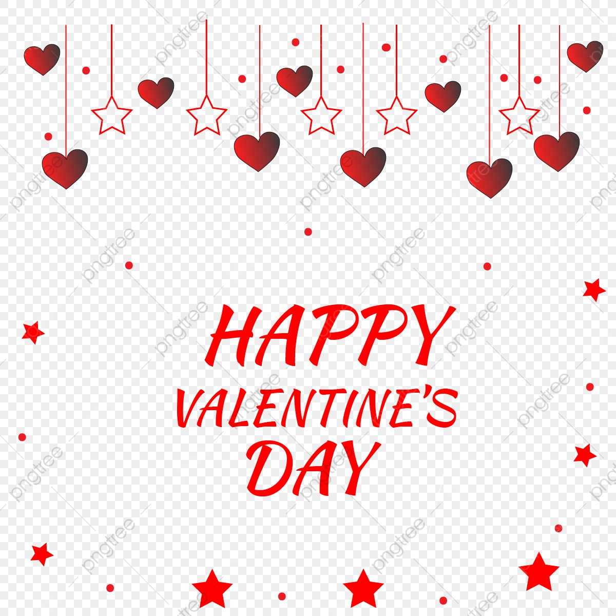 pngtree happy valentine s day transparent png png image
