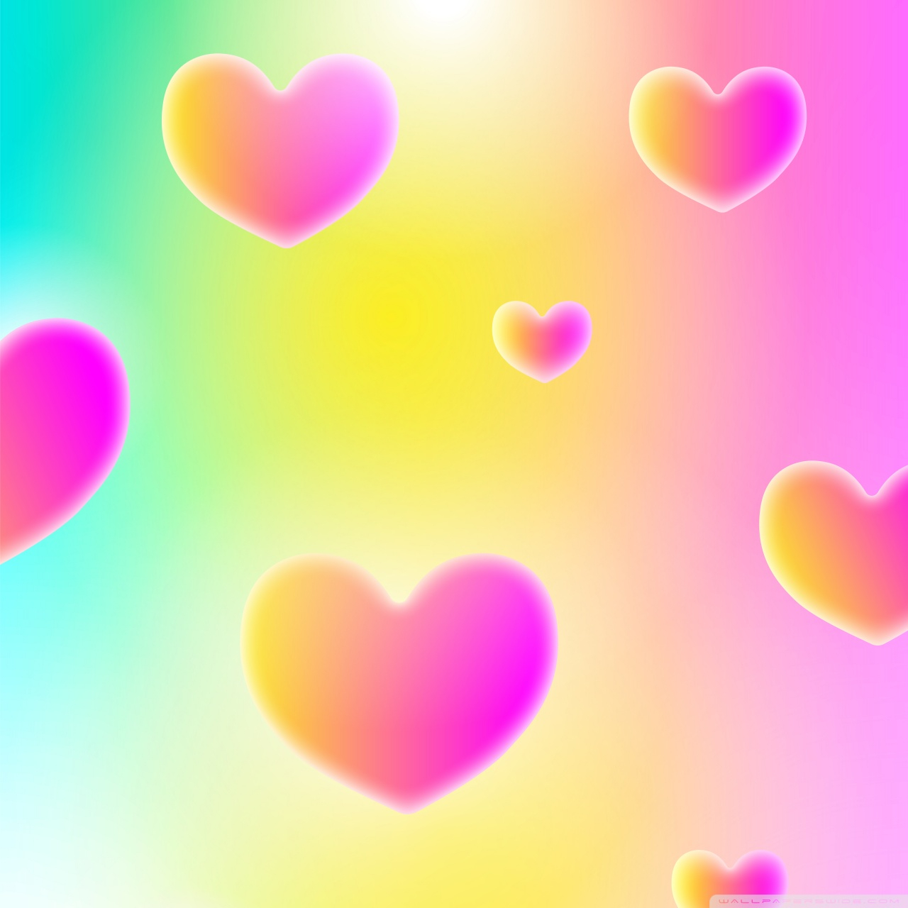 valentines day background 2 wallpapers