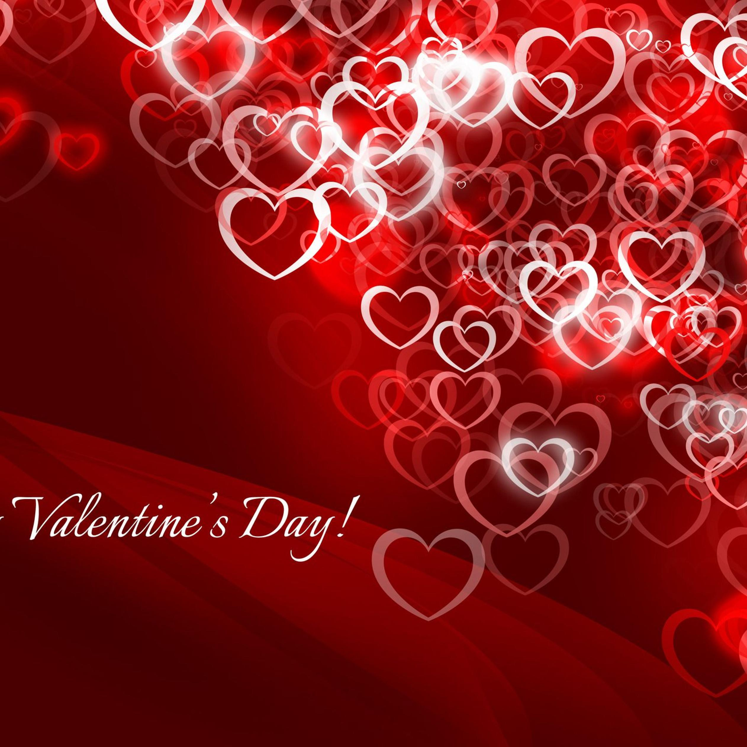 digital art love wallpaper hearts from valentines day 2524x2524