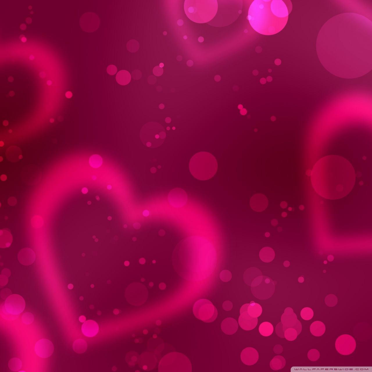 pink valentines day wallpapers