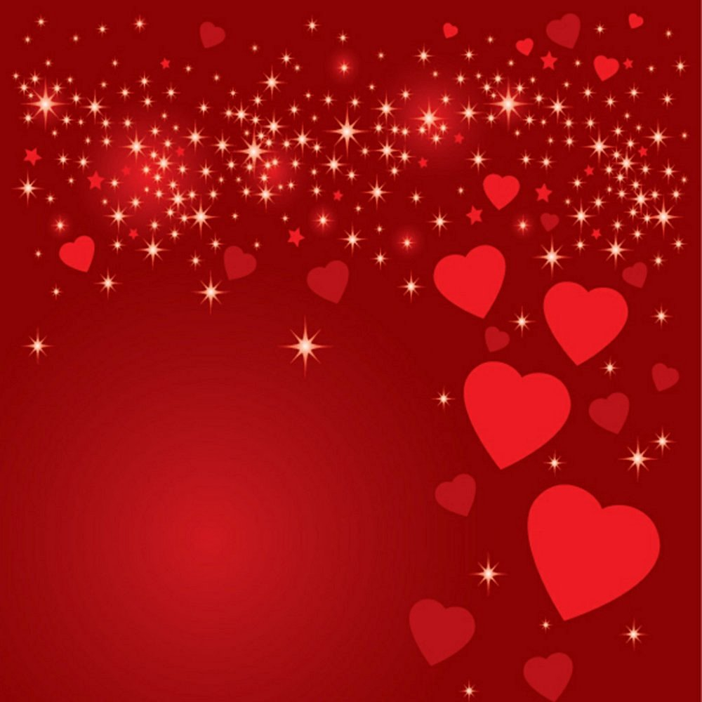 ouyida 10x10ft seamless valentines day theme pictorial cloth customized photography backdrop background studio prop vdd024c