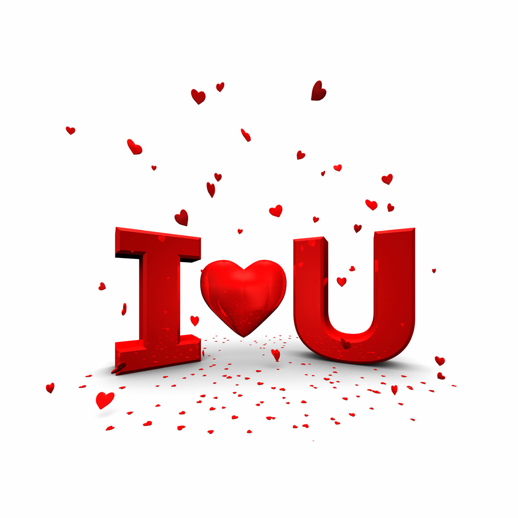 happy valentines day i love you text hd wallpaper