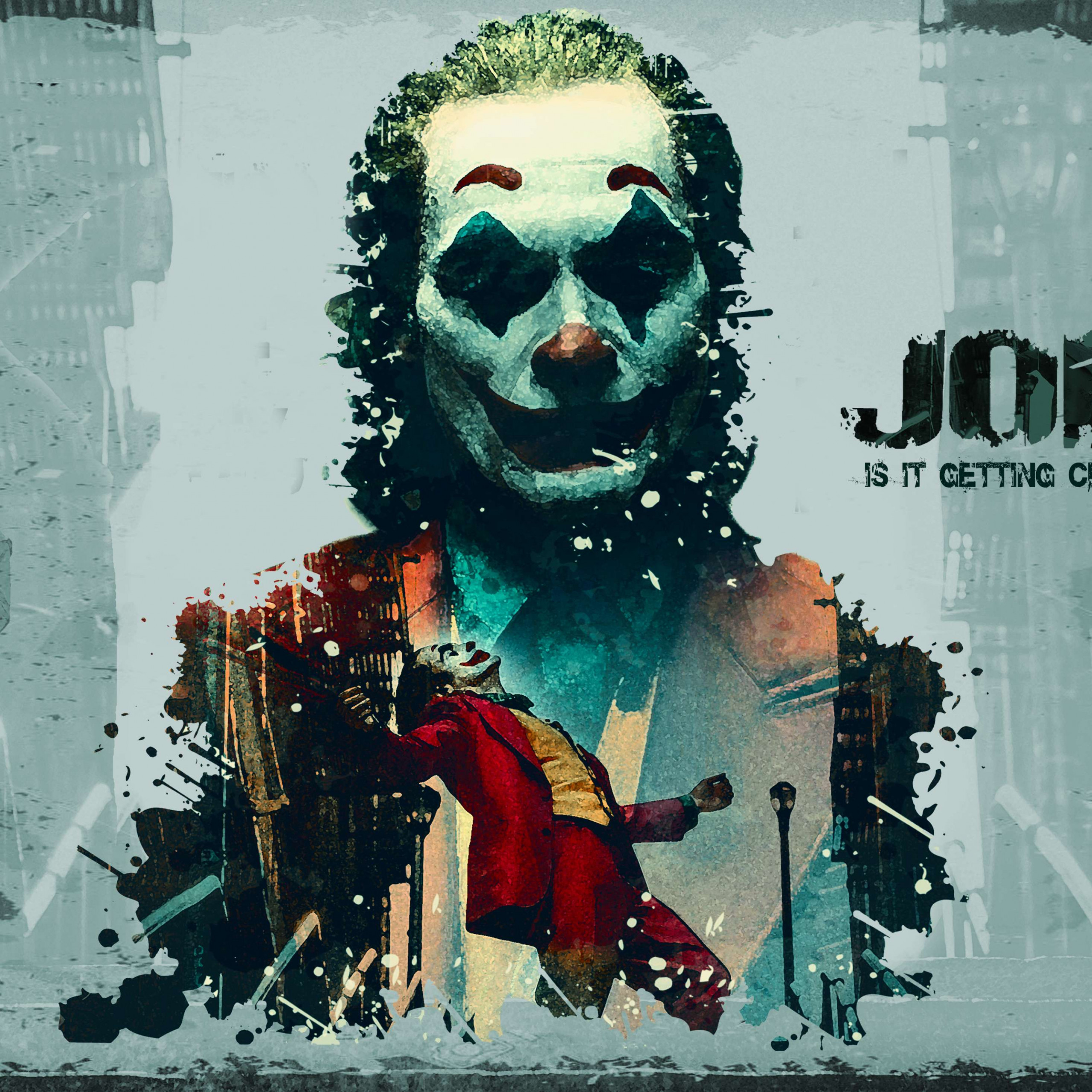 joker 2019 movie 2932x2932