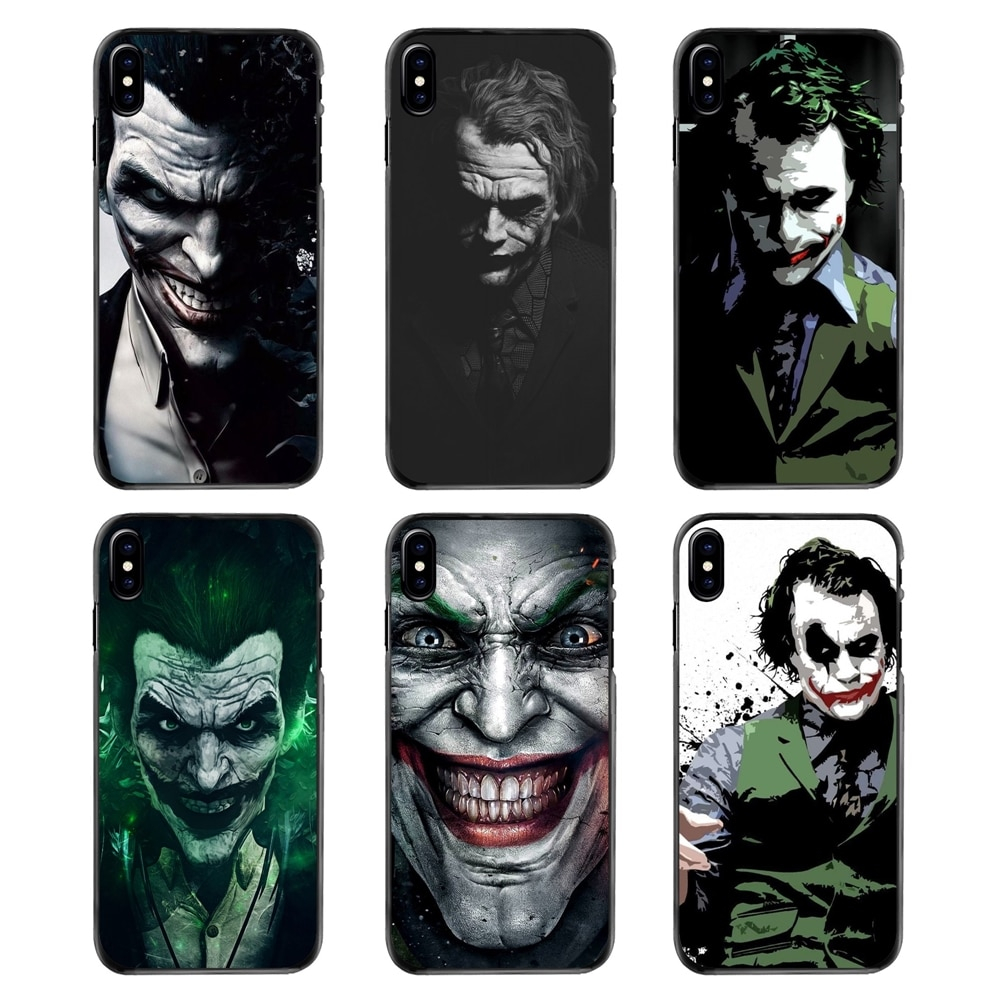 Protective Phone Cover Case The Joker HD desktop wallpaper For iPhone 4 4S 5 5S 5C