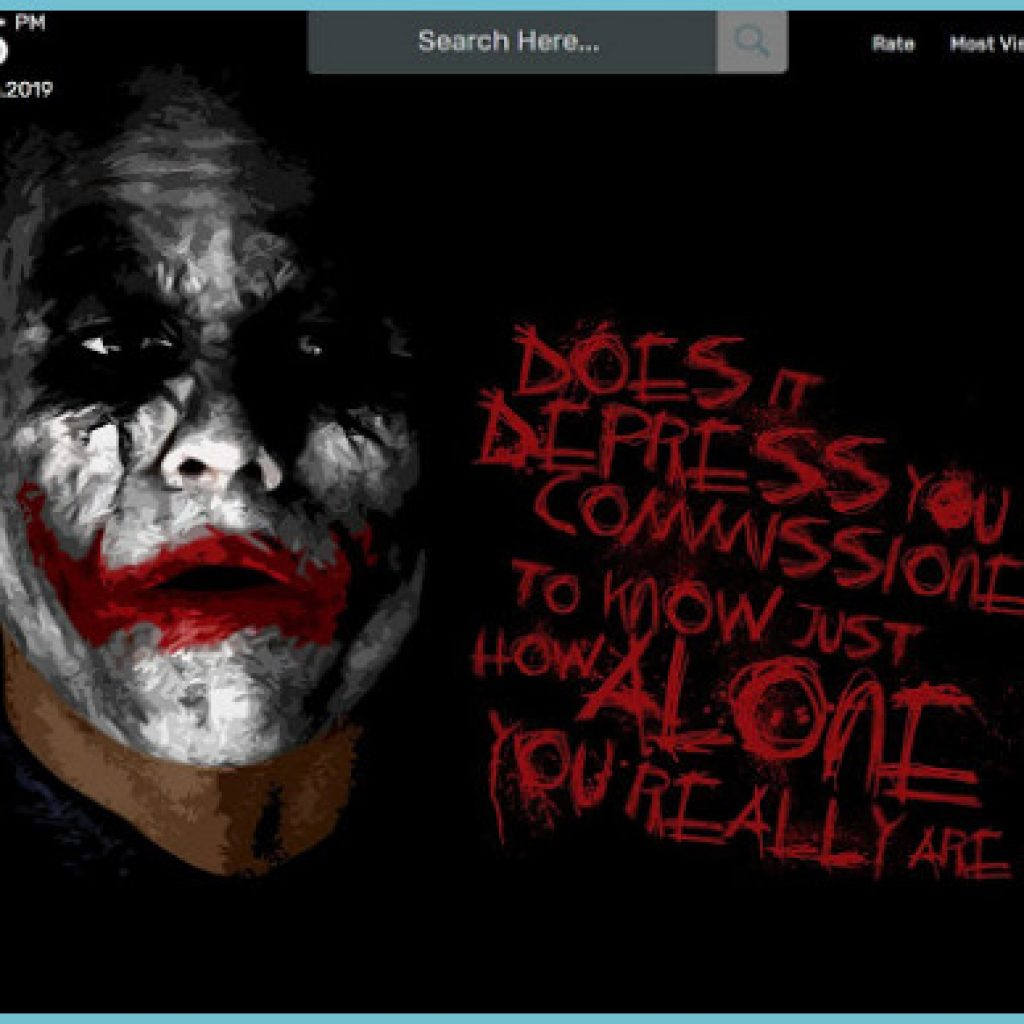the joker wallpapers new tab theme joker wallpaper 1024x1024