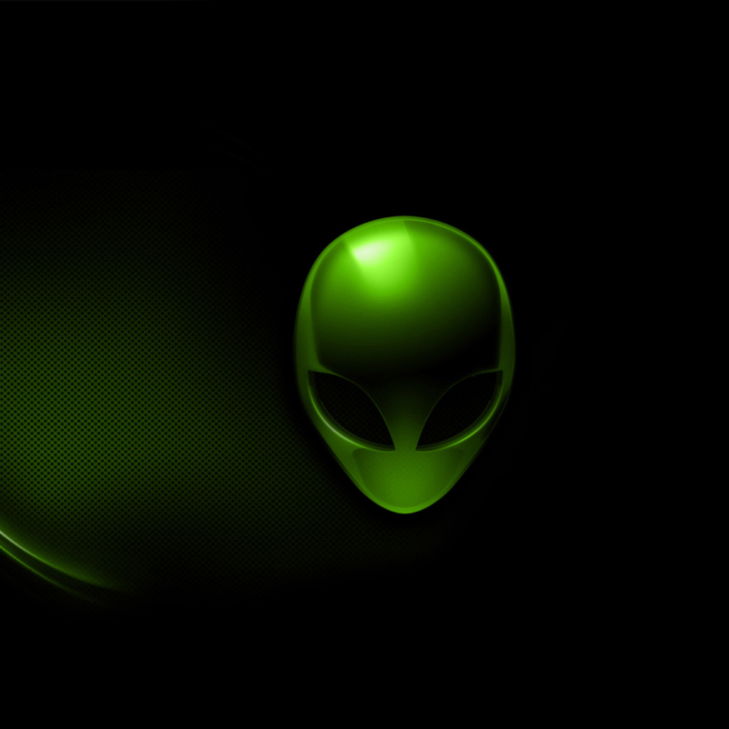 bihbx alien head phone wallpaper by solitario123 3d photo