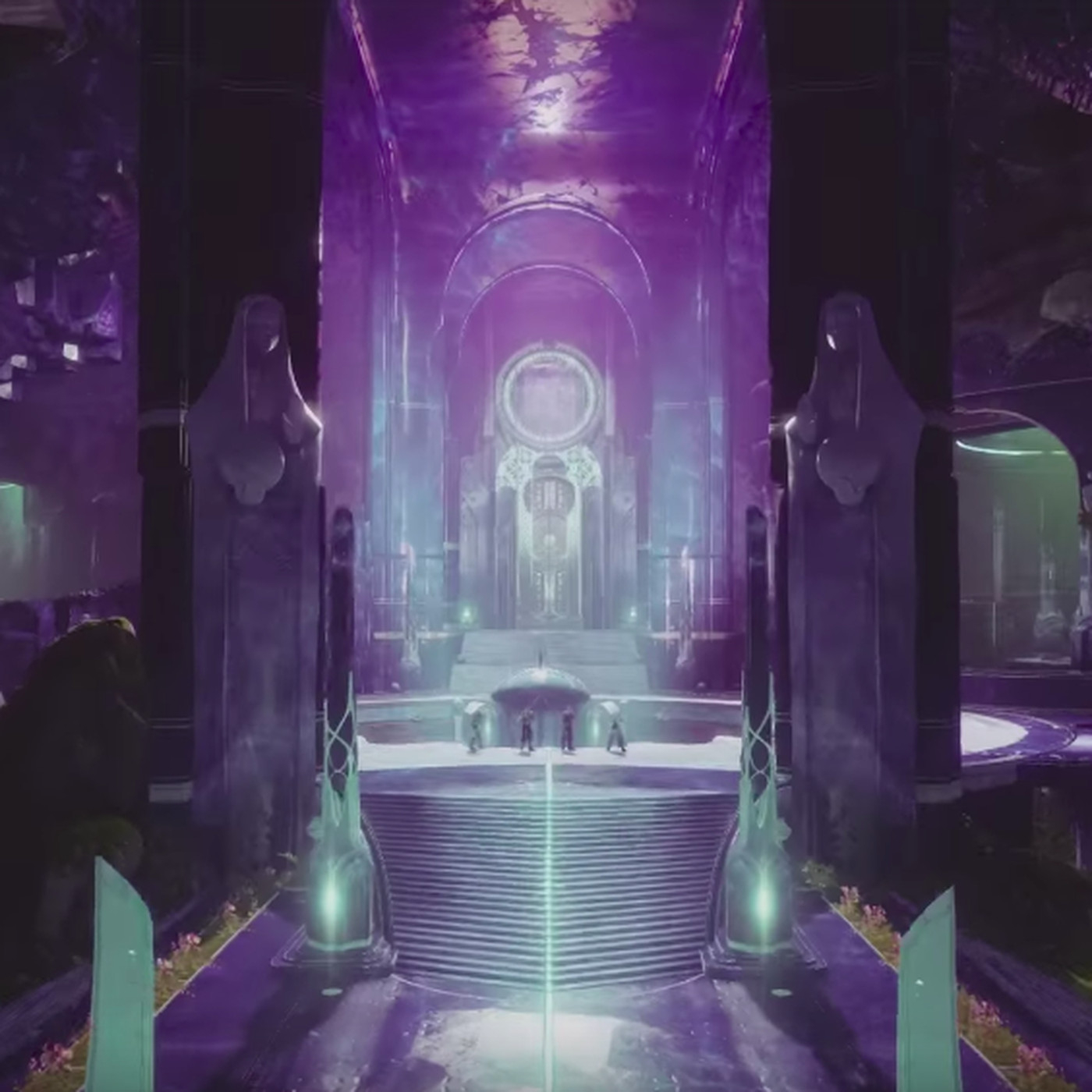 Destiny 2s new Dreaming City will be its largest endgame