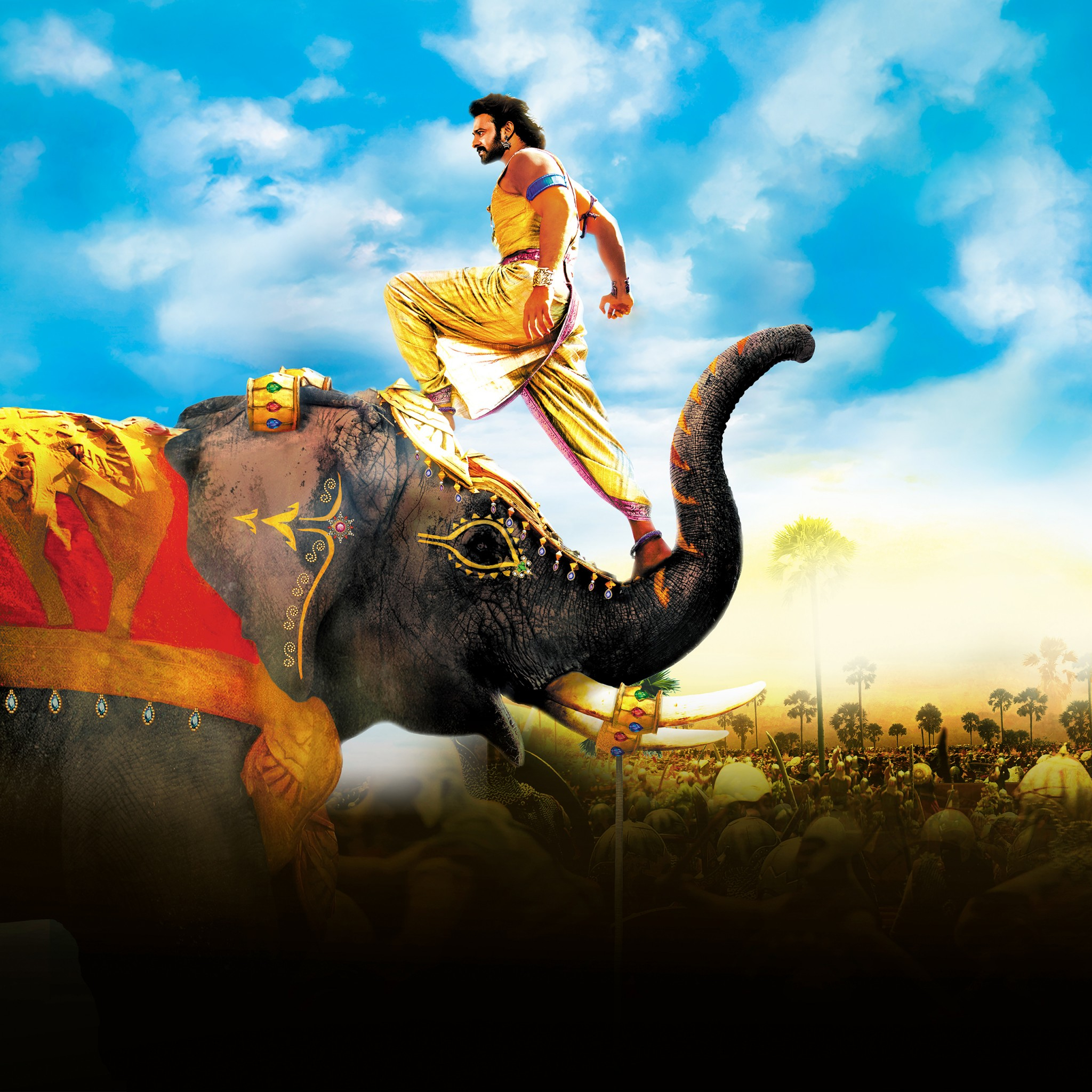 baahubali 2 the conclusion 4k 8k wallpapers