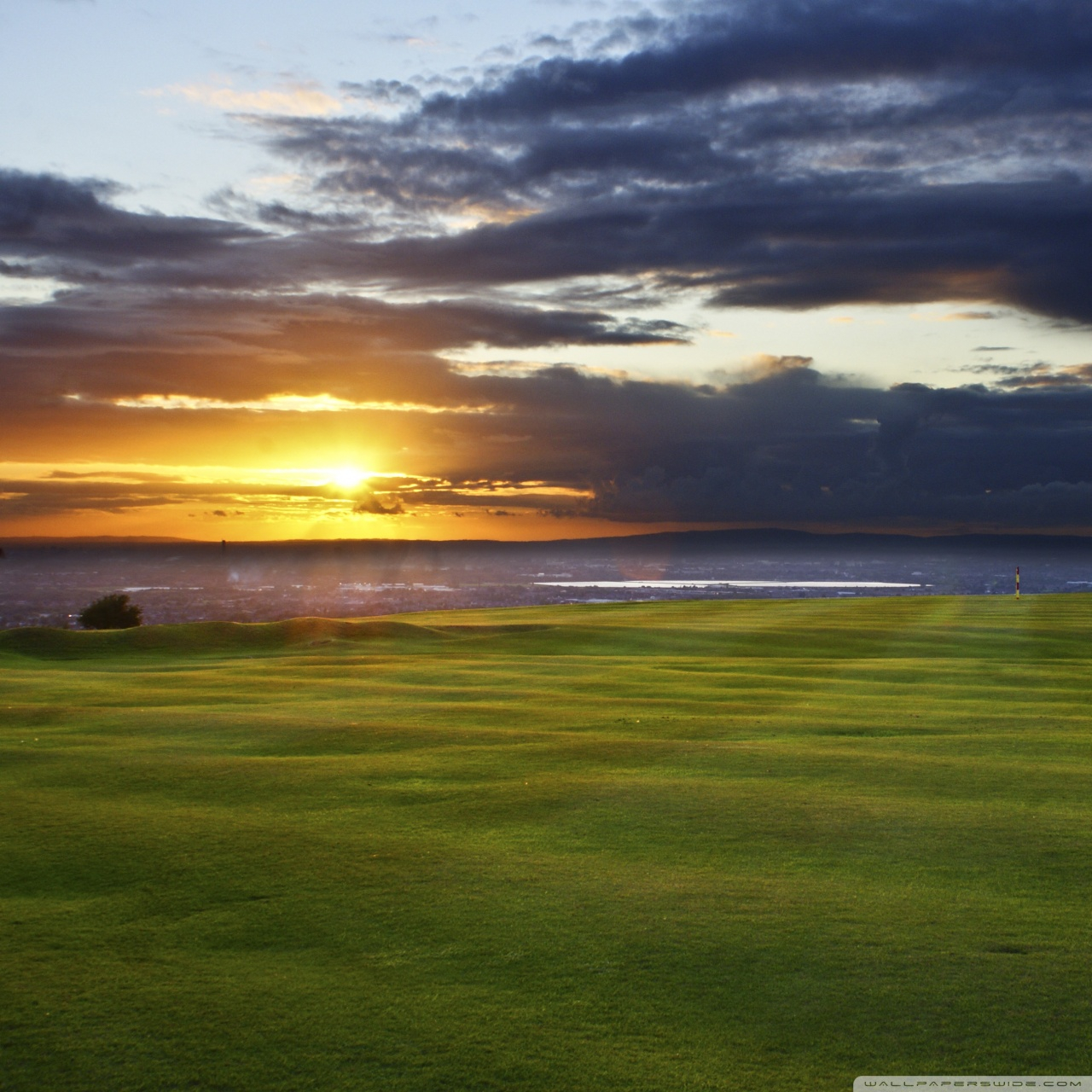 worneth low golf course wallpapers