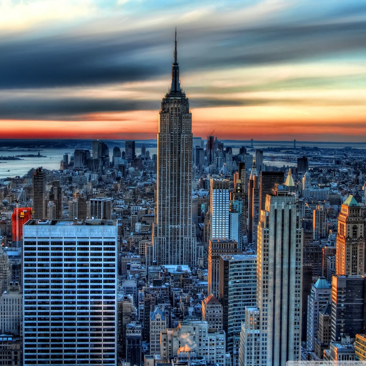 new york city hdr wallpapers