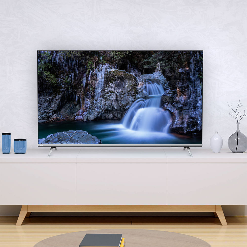 Smart TV LED 50 4K UltraHD Philips 50PUG6654 78 HDR Bluetooth Dolby Vision Dolby Atmos 7