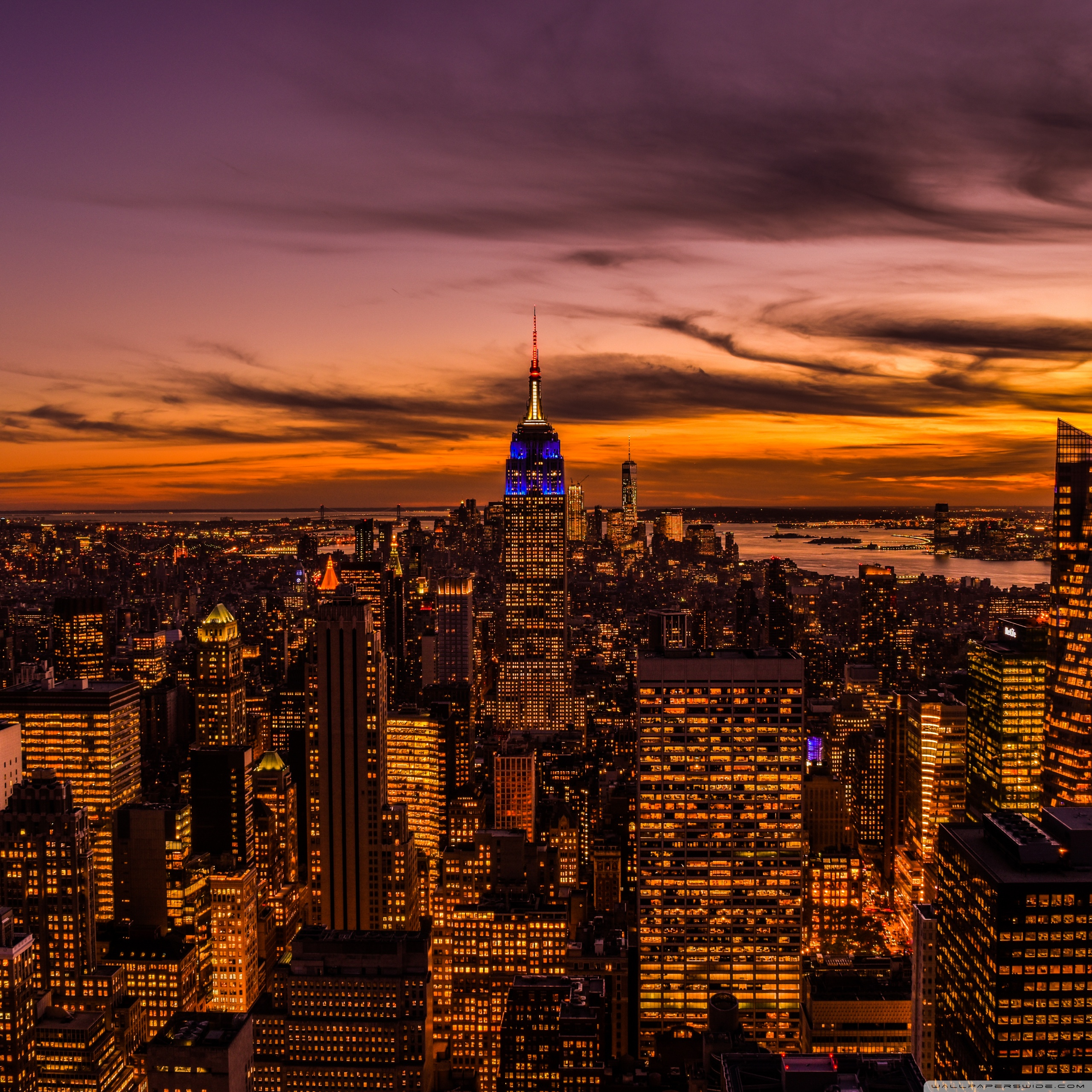 empire state building new york city wallpapers