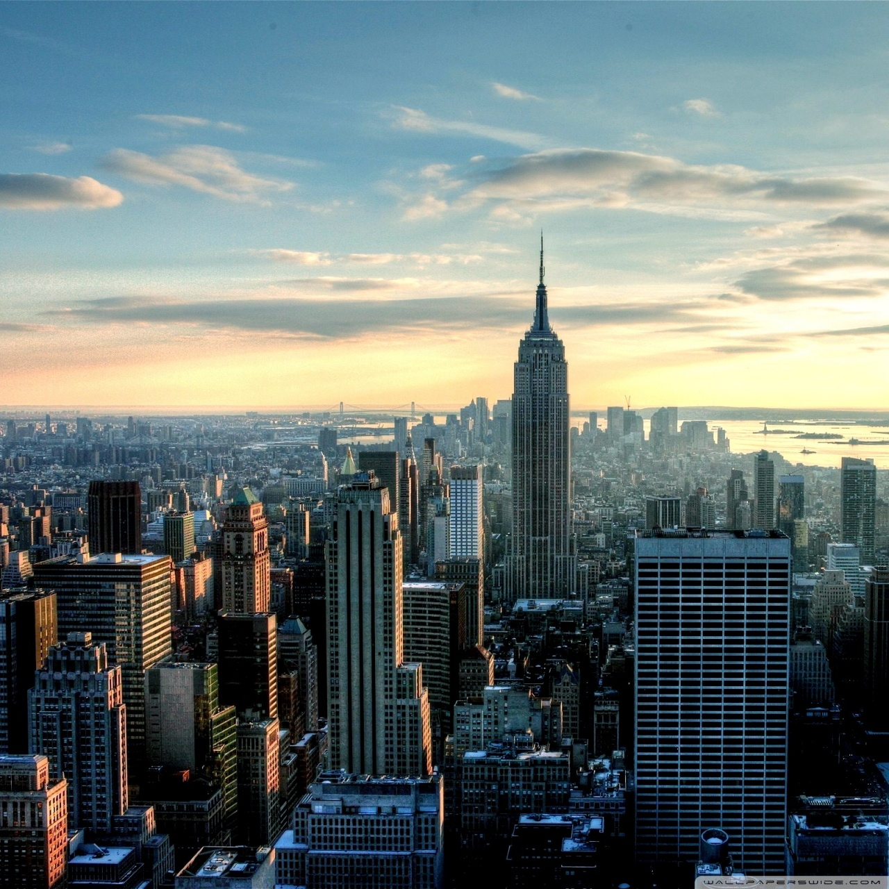 new york view wallpapers