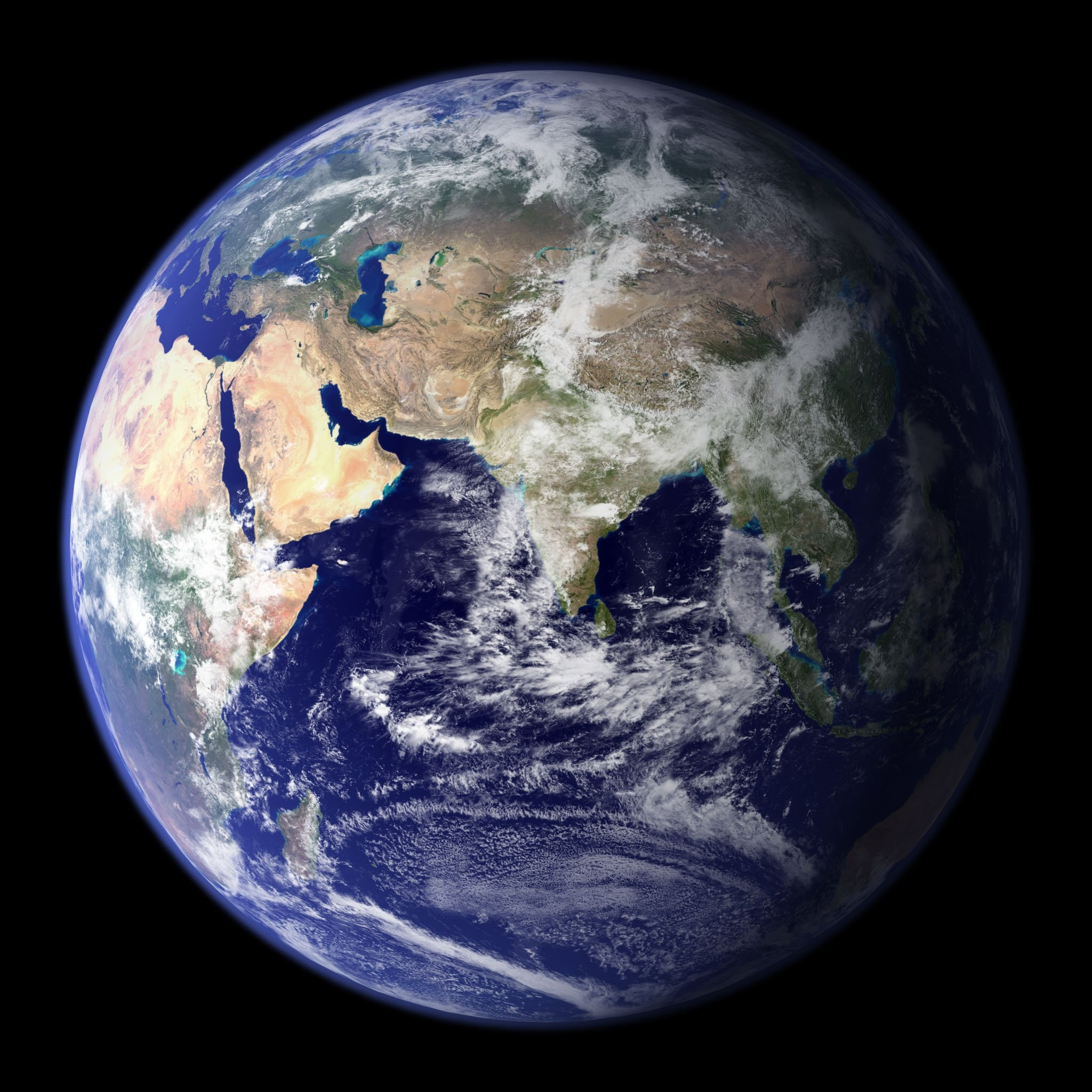 earth blue planet globe planet space universe all