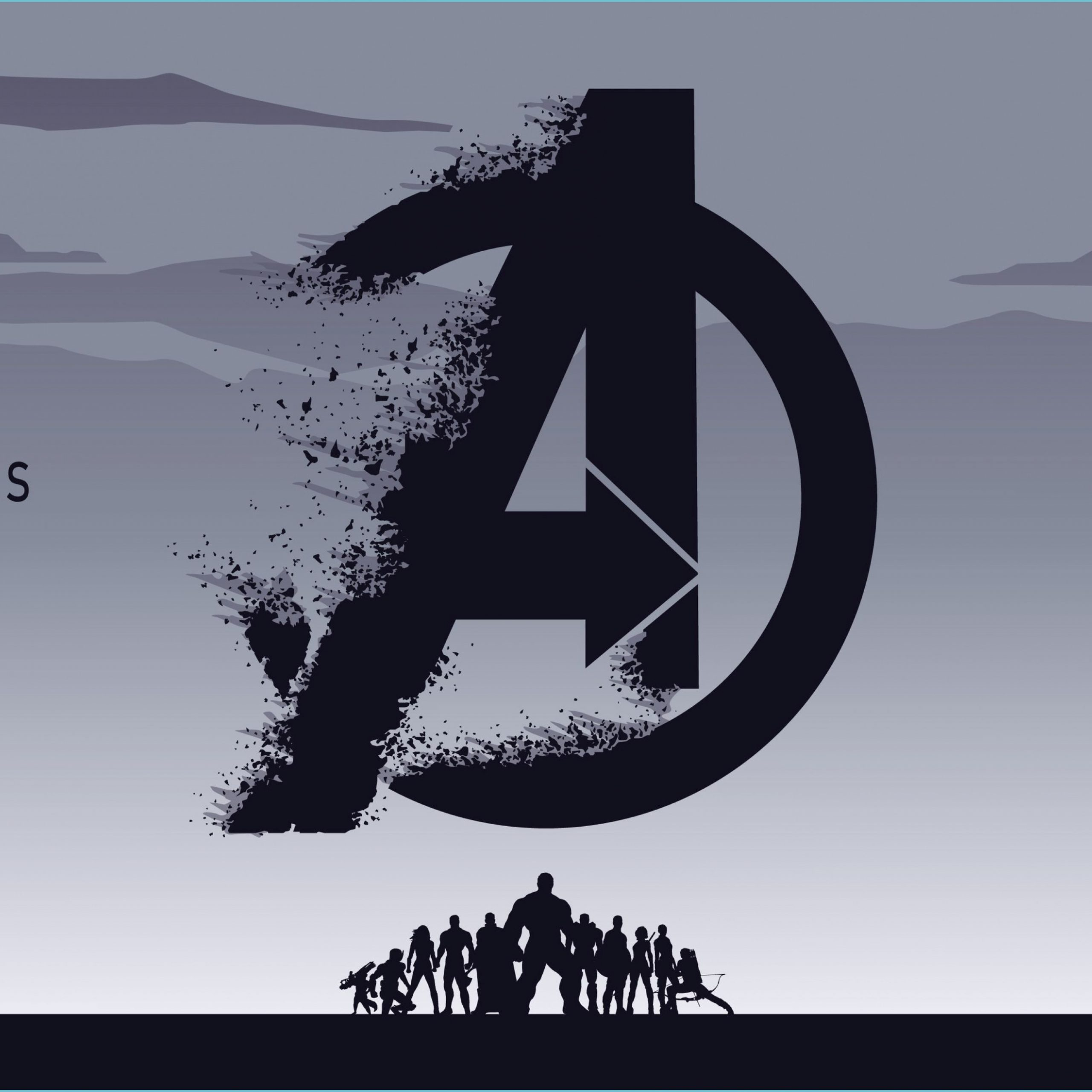 avengers endgame there was an idea 10k superheroes wallpapers 4k wallpaper for laptop