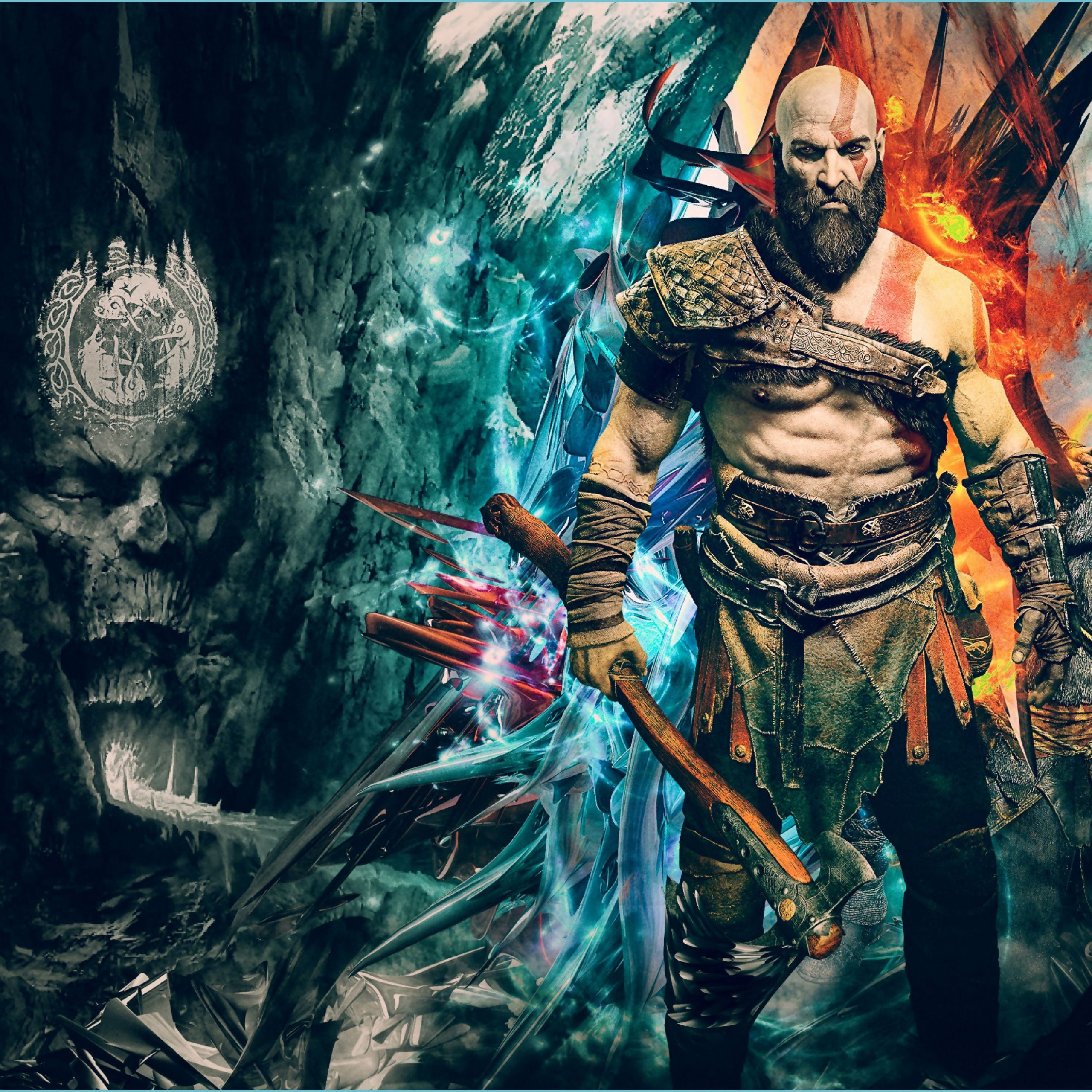 the 10 secrets about god of war wallpaper 10k only a handful of people know god of war wallpaper 10k