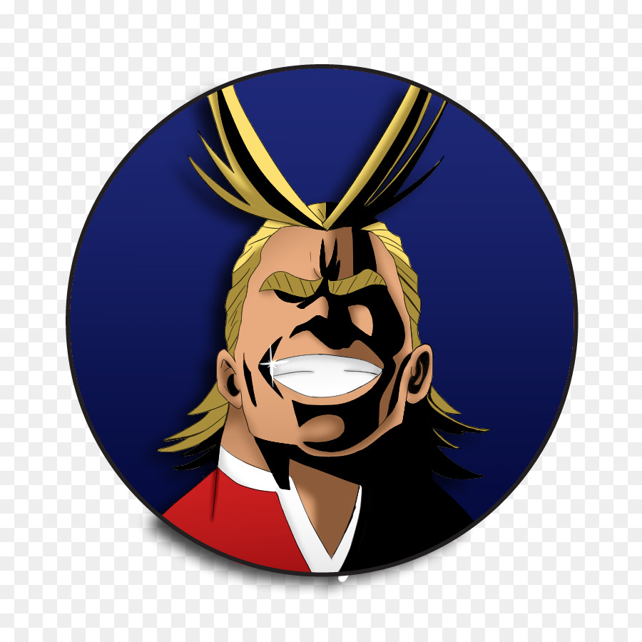 kisspng all might video games dungeons flagons games nig all might from my hero academia on a 2 25quot or 5ba40c a41