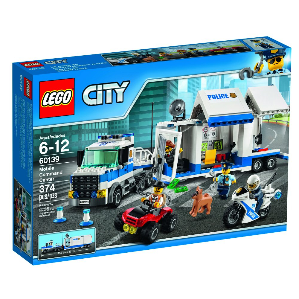 lego city mobile mand center sale september 2019