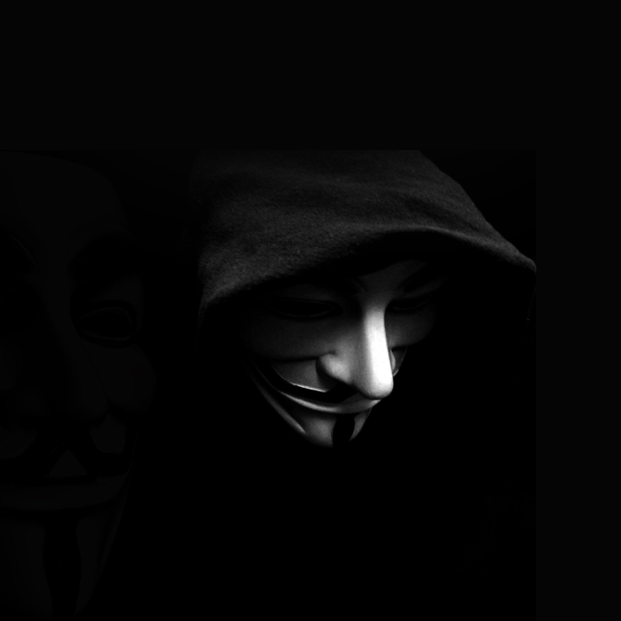 trends for hacker mask wallpaper 4k hd