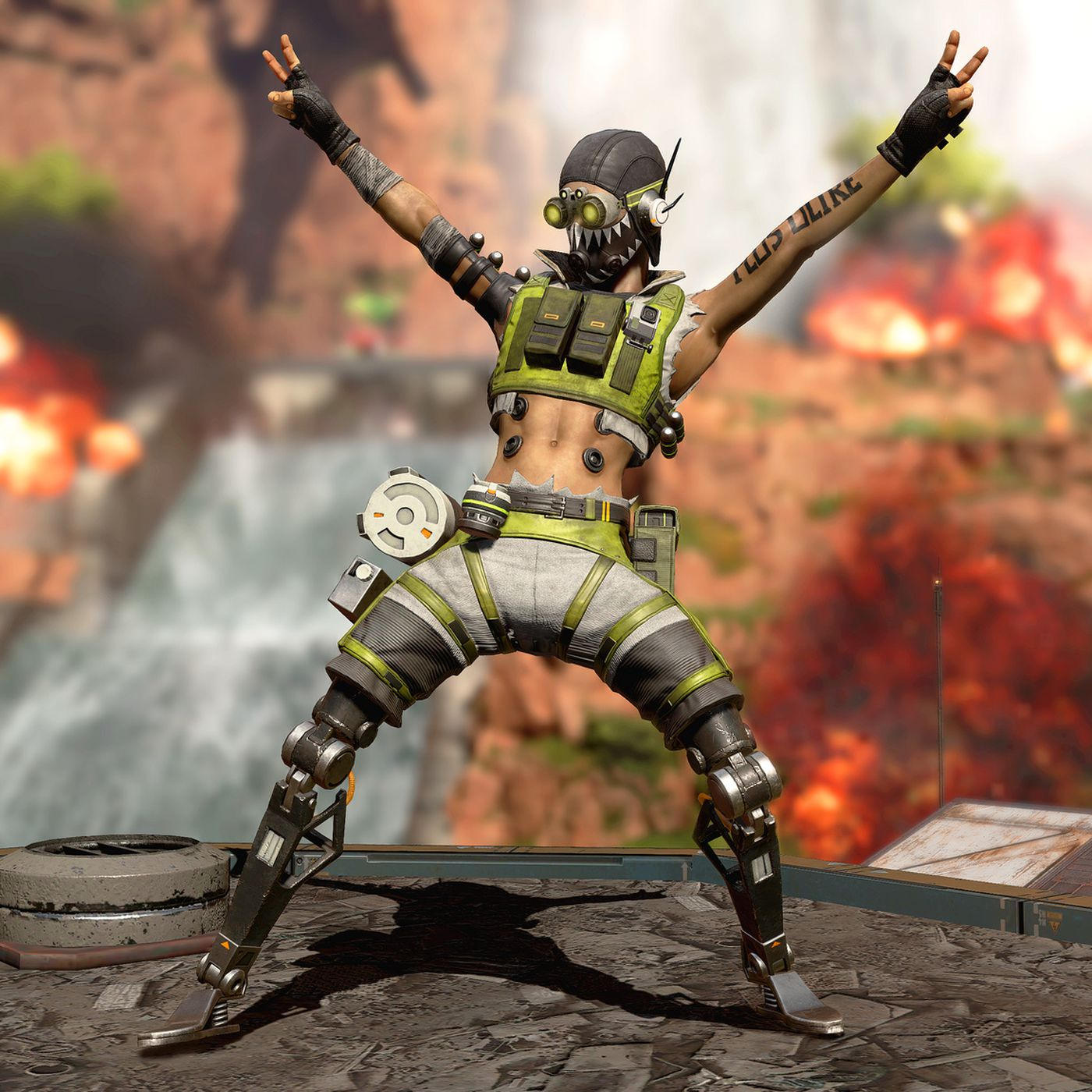 apex legends new character tease season 5 simulacrum