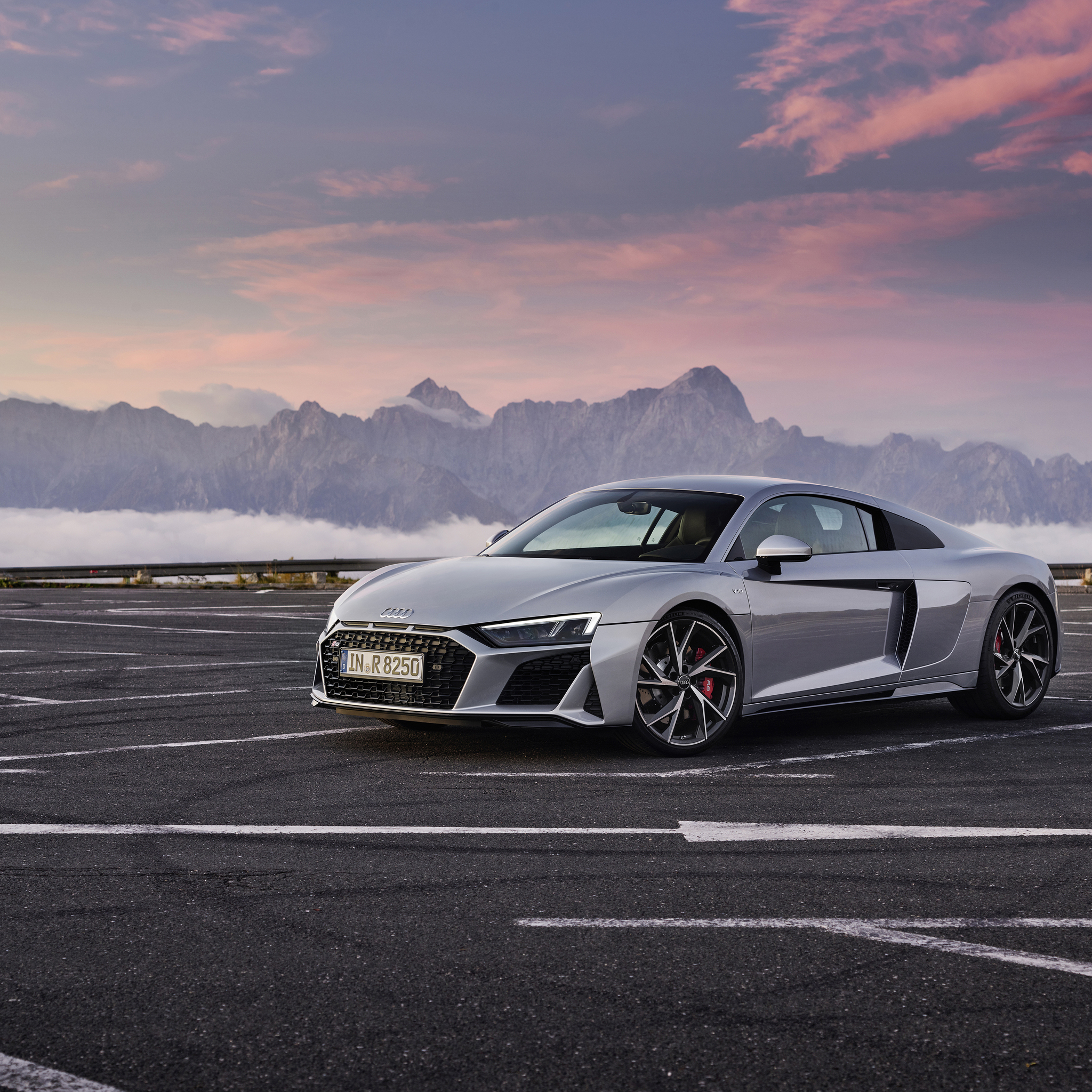audi r8 v10 rwd coupe 2019 new