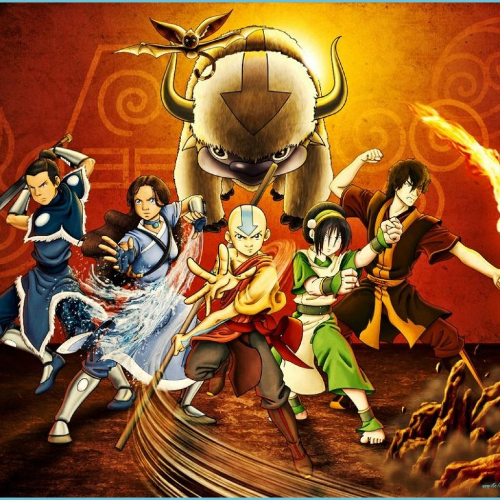avatar the last airbender wallpaper by turtlesrawesome14 on aang the last airbender wallpaper