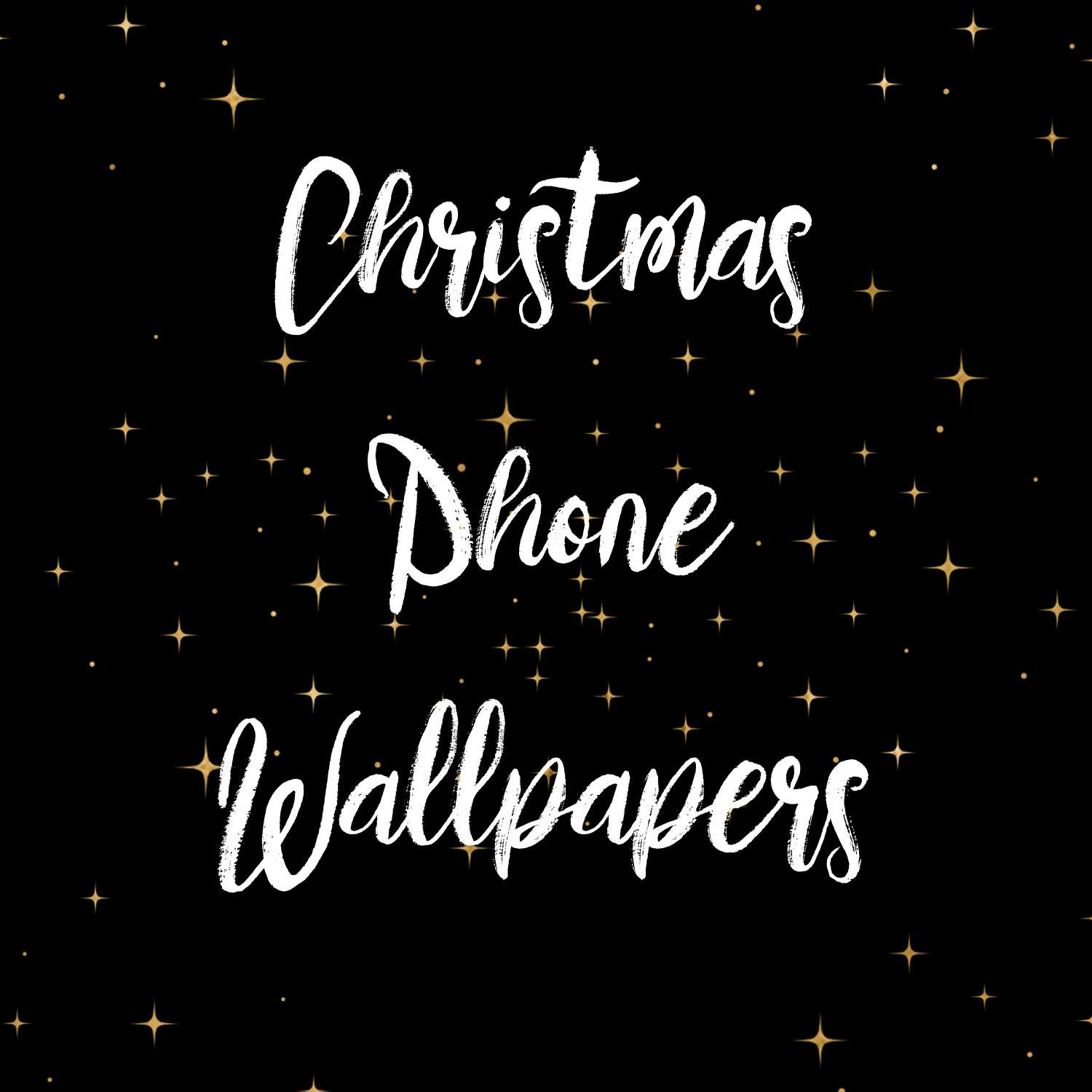 Christmas Phone Wallpapers and Backgrounds