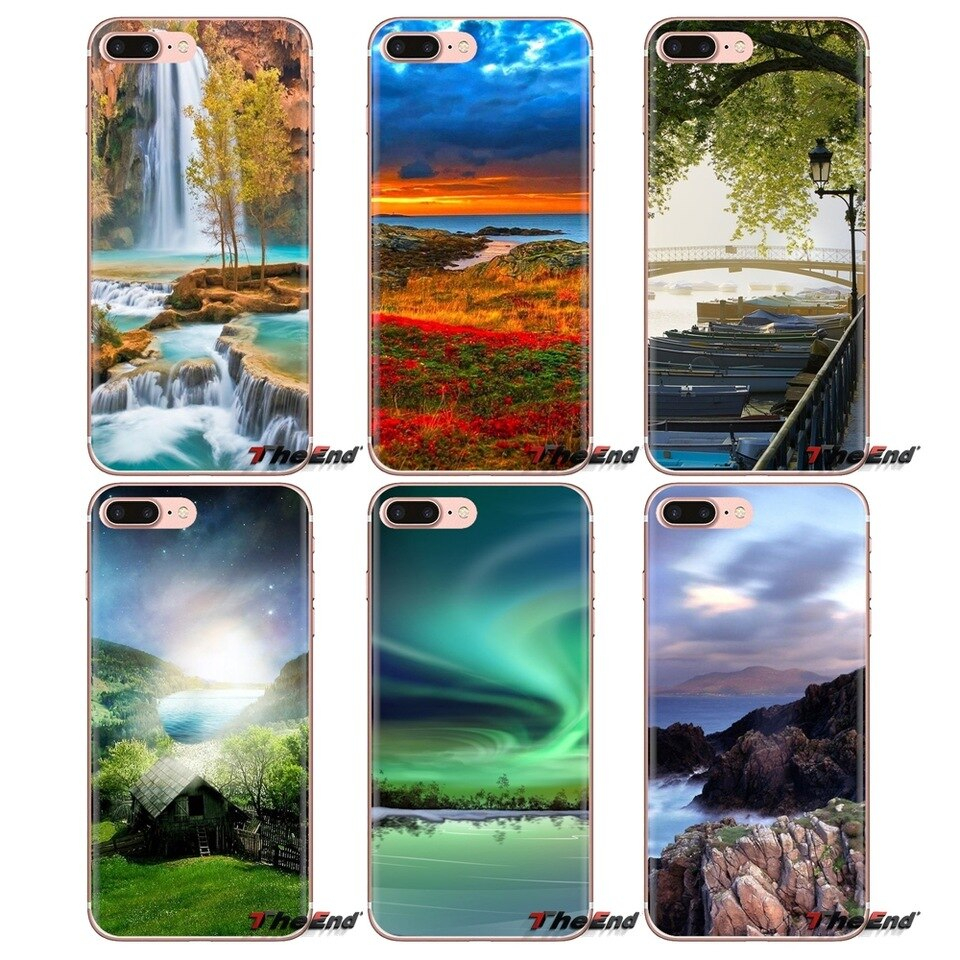 Phone Shell Case Beautiful Nature HD Wallpapers For Xiaomi Mi3 Samsung A10 A30 A40 A50 A60 960x960