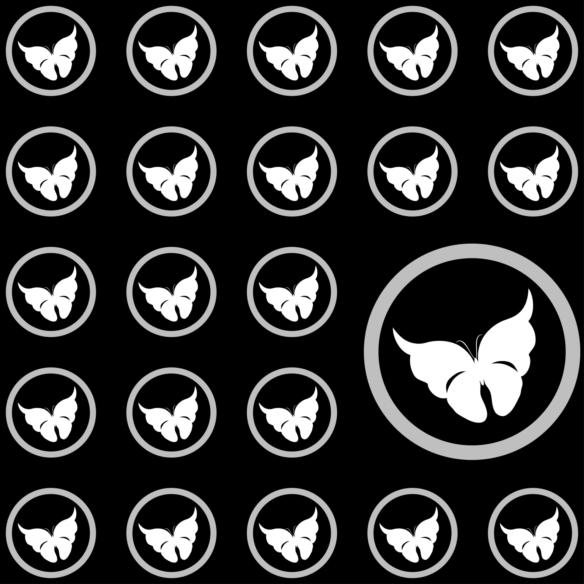 butterfly wallpaper background EFw