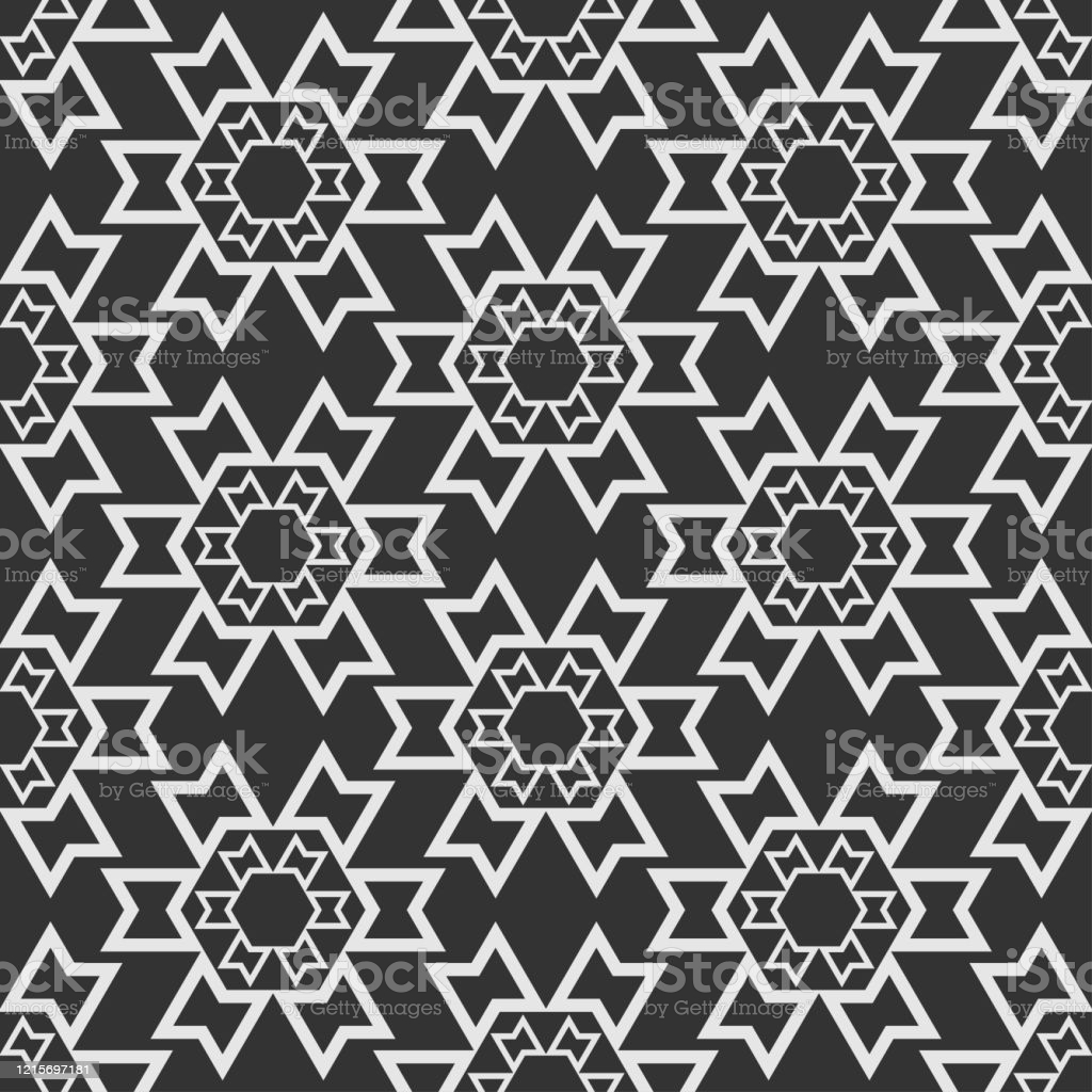 abstract black and white background geometric vector pattern wallpaper design gm