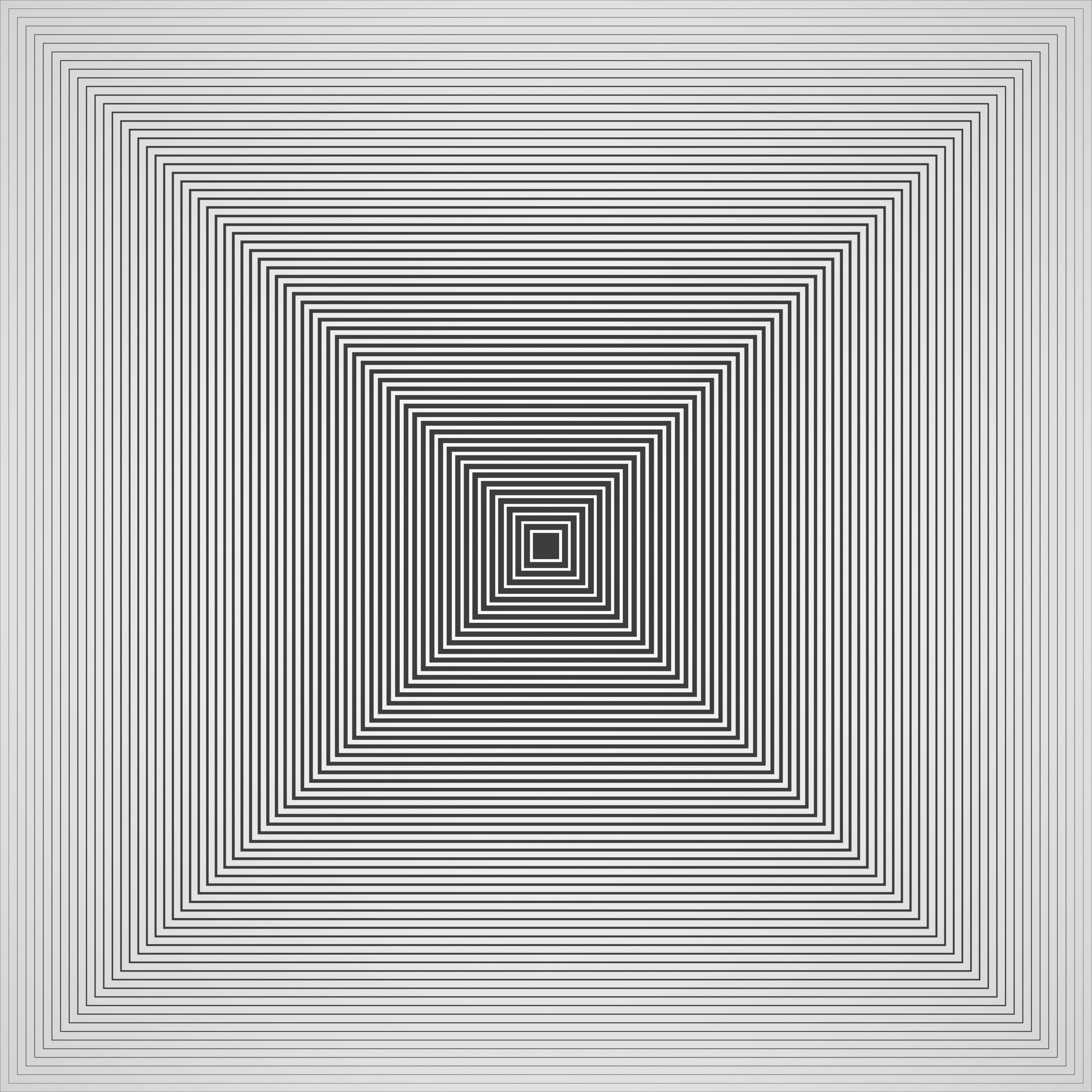 abstract of futuristic simple design black and white pyramid square pattern background vector