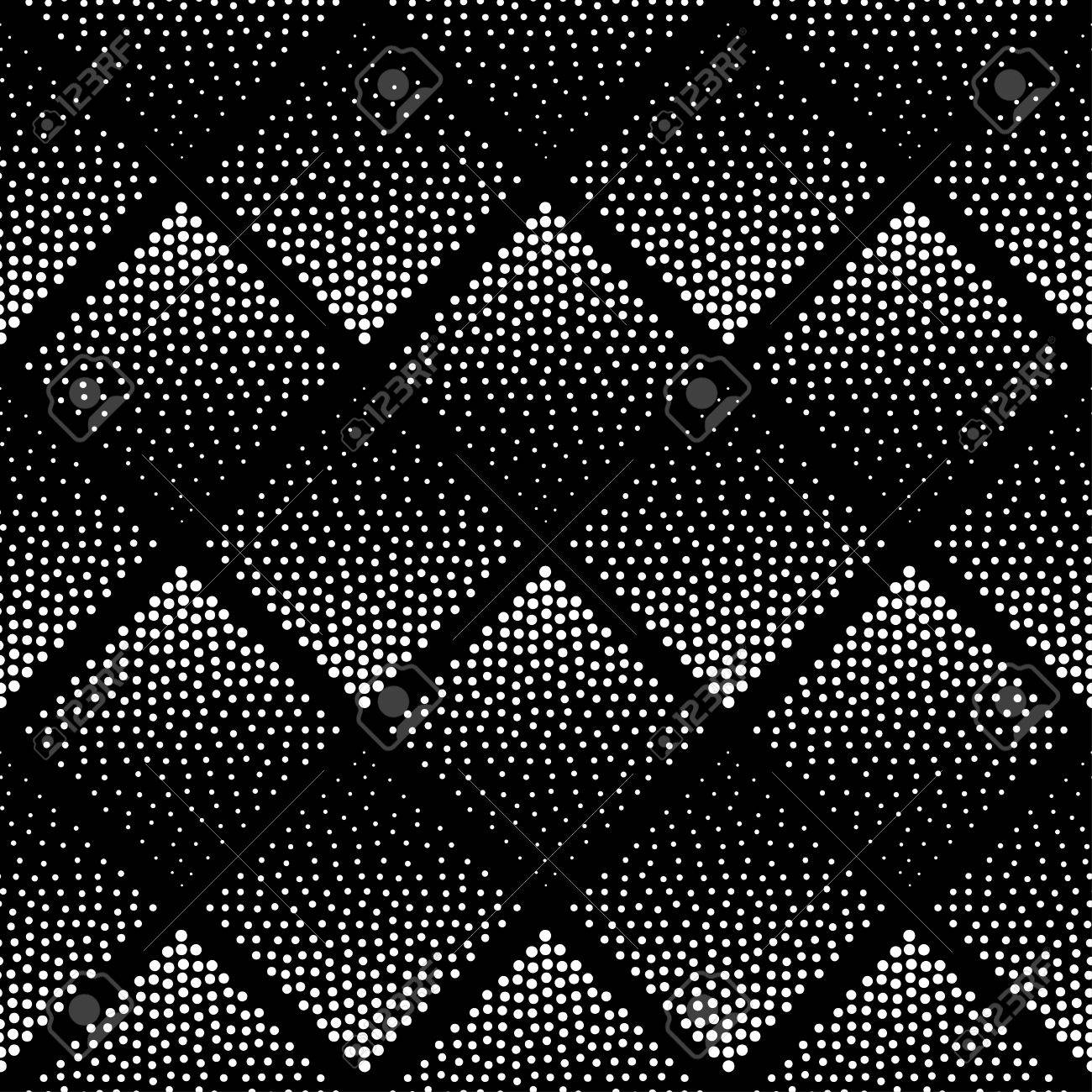 photo fundo do teste padrão sem emenda padrão hipster padrão monocromático black and white pattern
