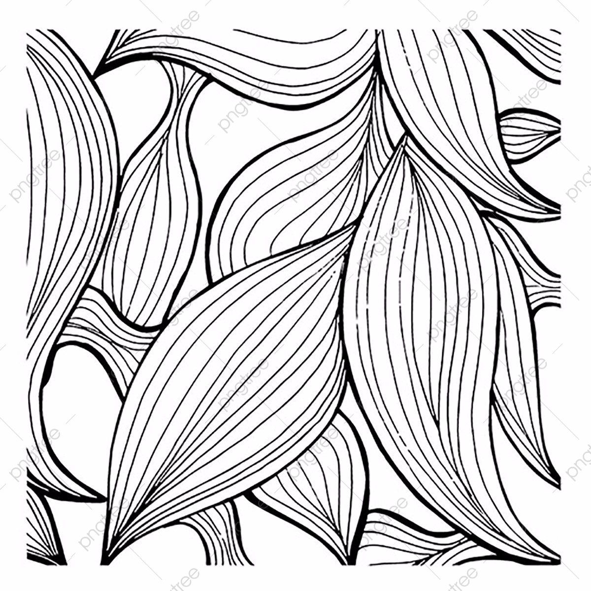 pngtree simple black and white patterns backgrounds png image
