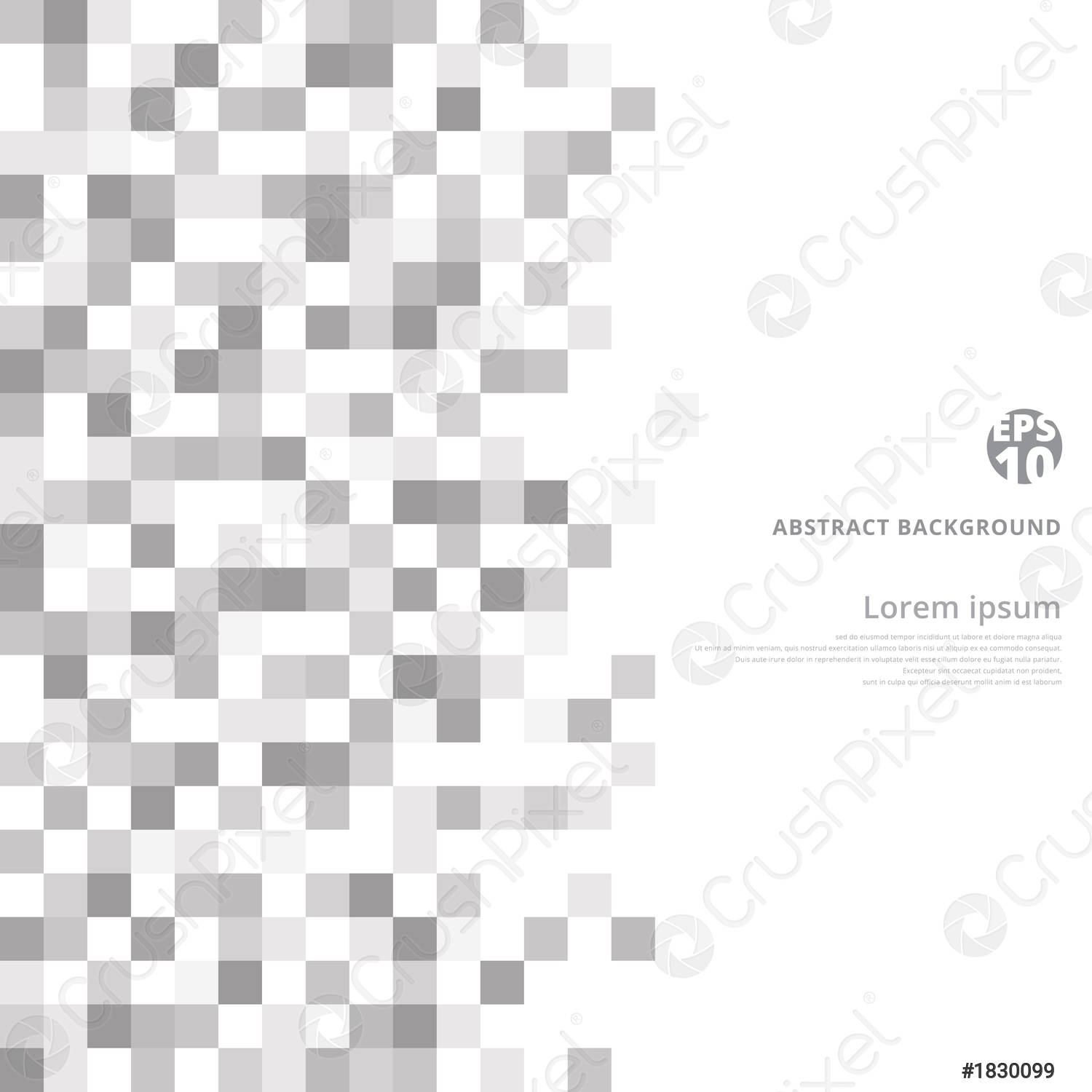 abstract geometric gray white pattern