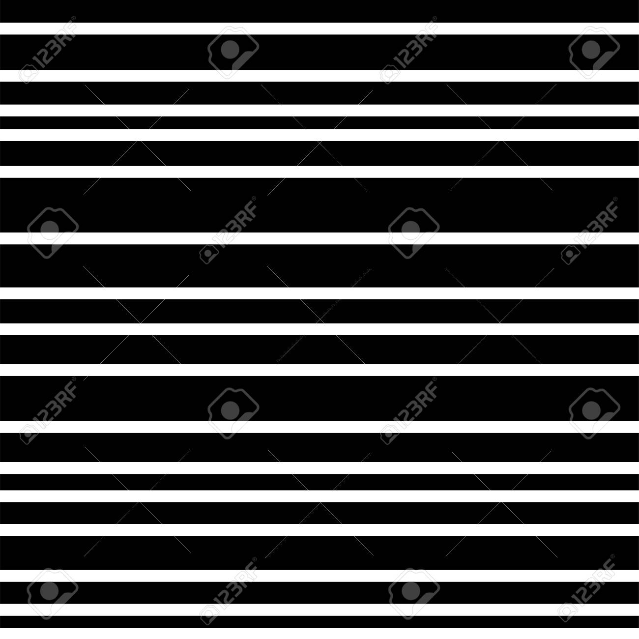 photo stock vector narrow black white horizontal lines striped seamless pattern abstract wallpaper vector illustration