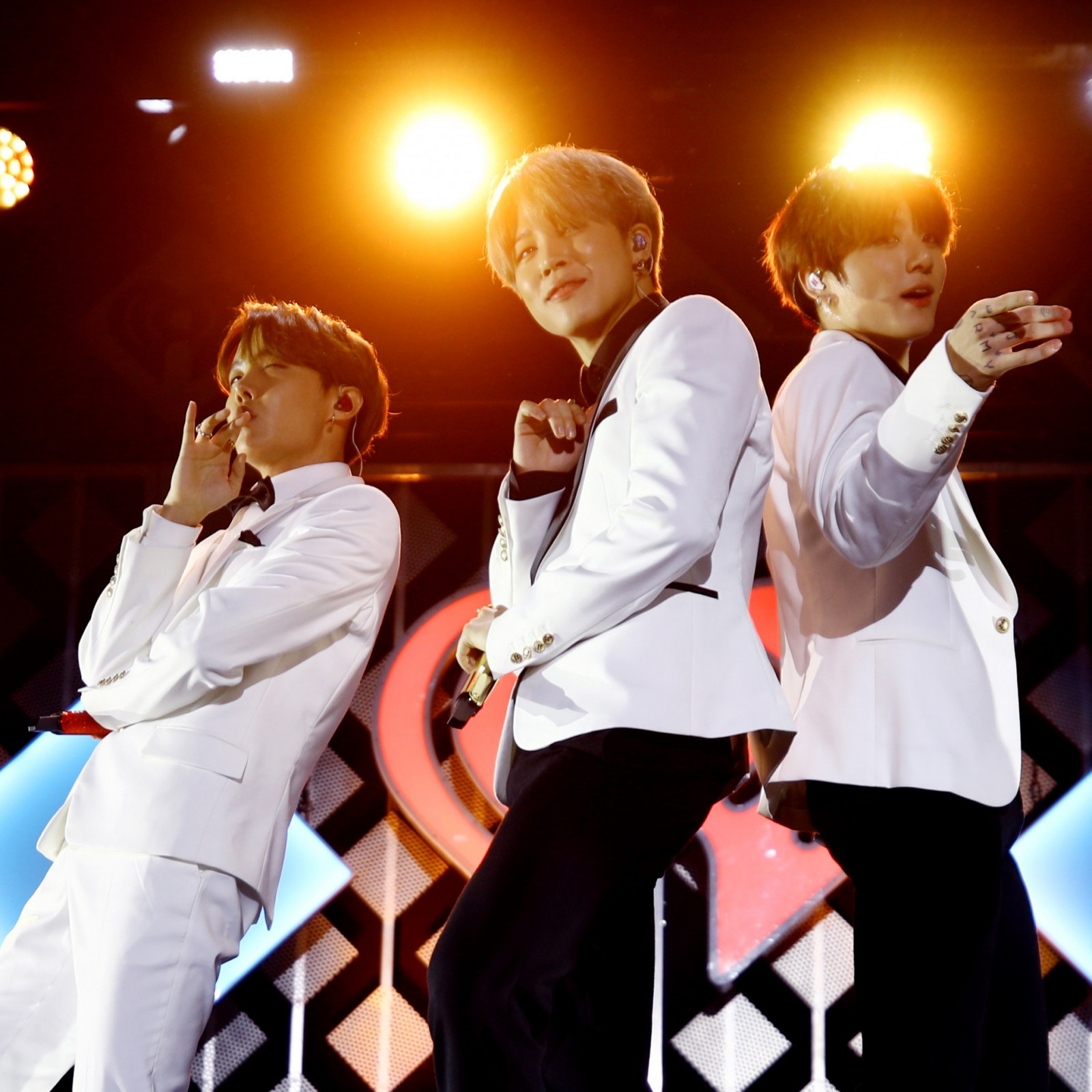 bts christmas performance has fans wishing holiday album